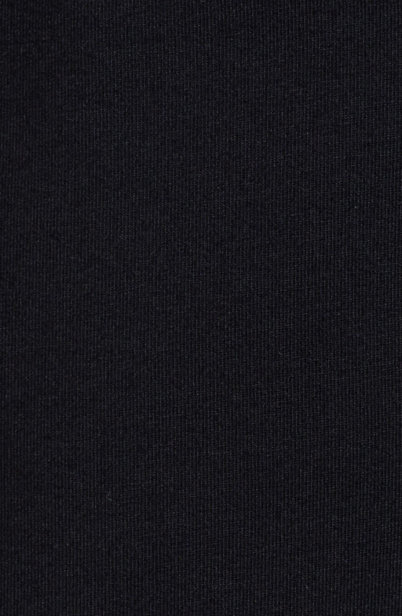 The Perfect Jacket,                             Alternate thumbnail 5, color,                             Black Onyx