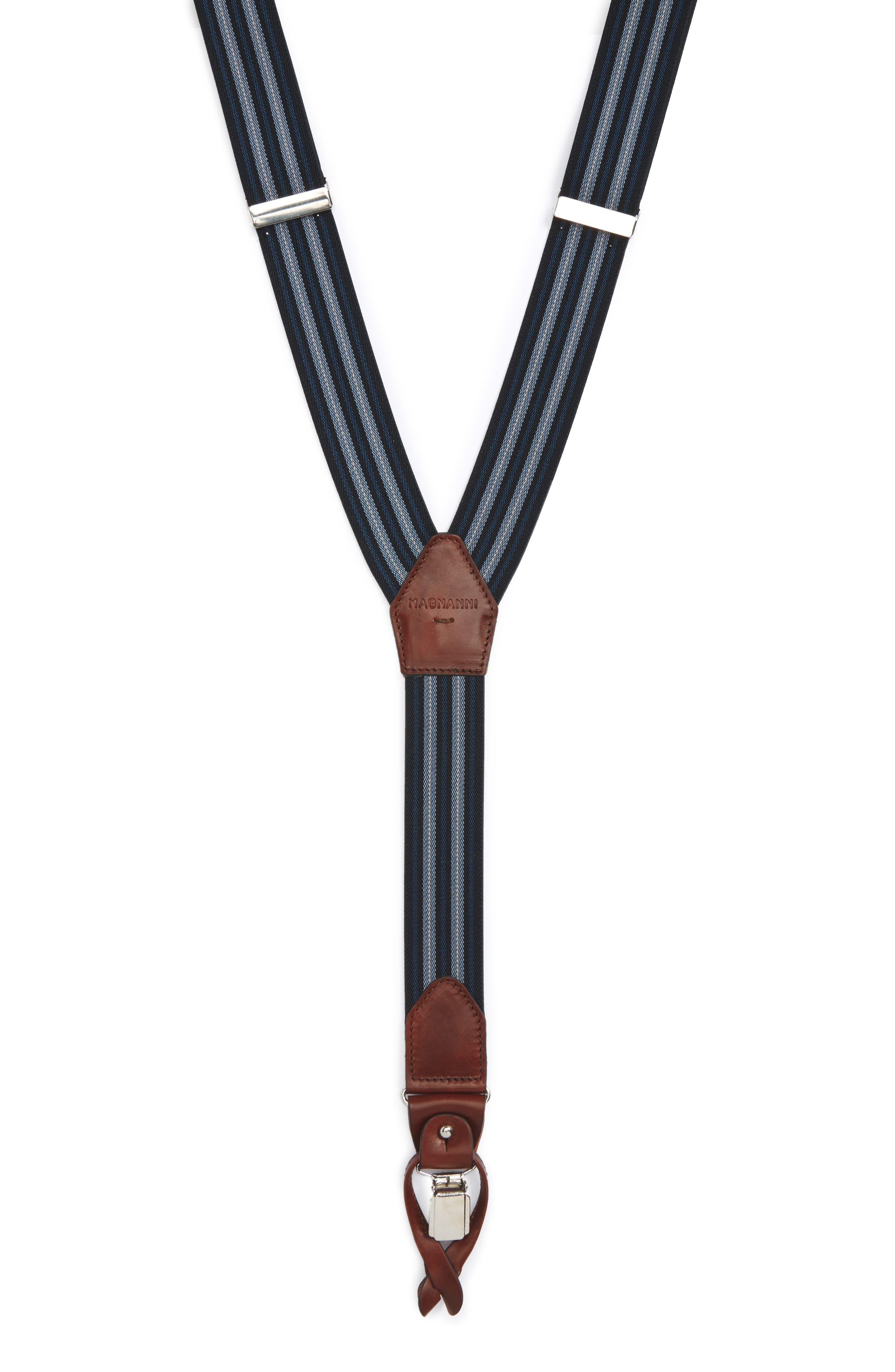 Diplomat Suspenders,                         Main,                         color, Navy / Blue
