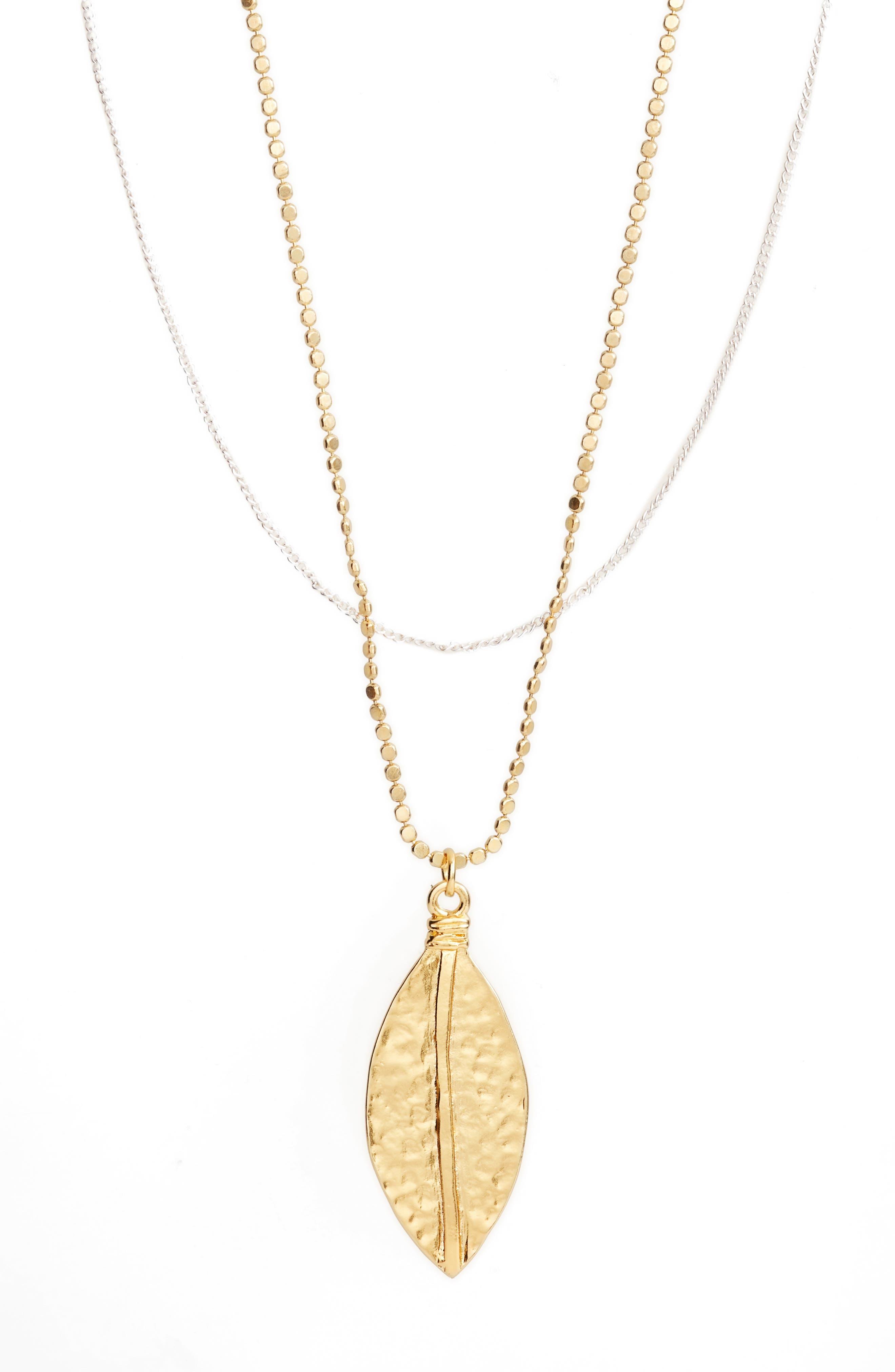 Alternate Image 2  - Karine Sultan Long Multistrand Necklace