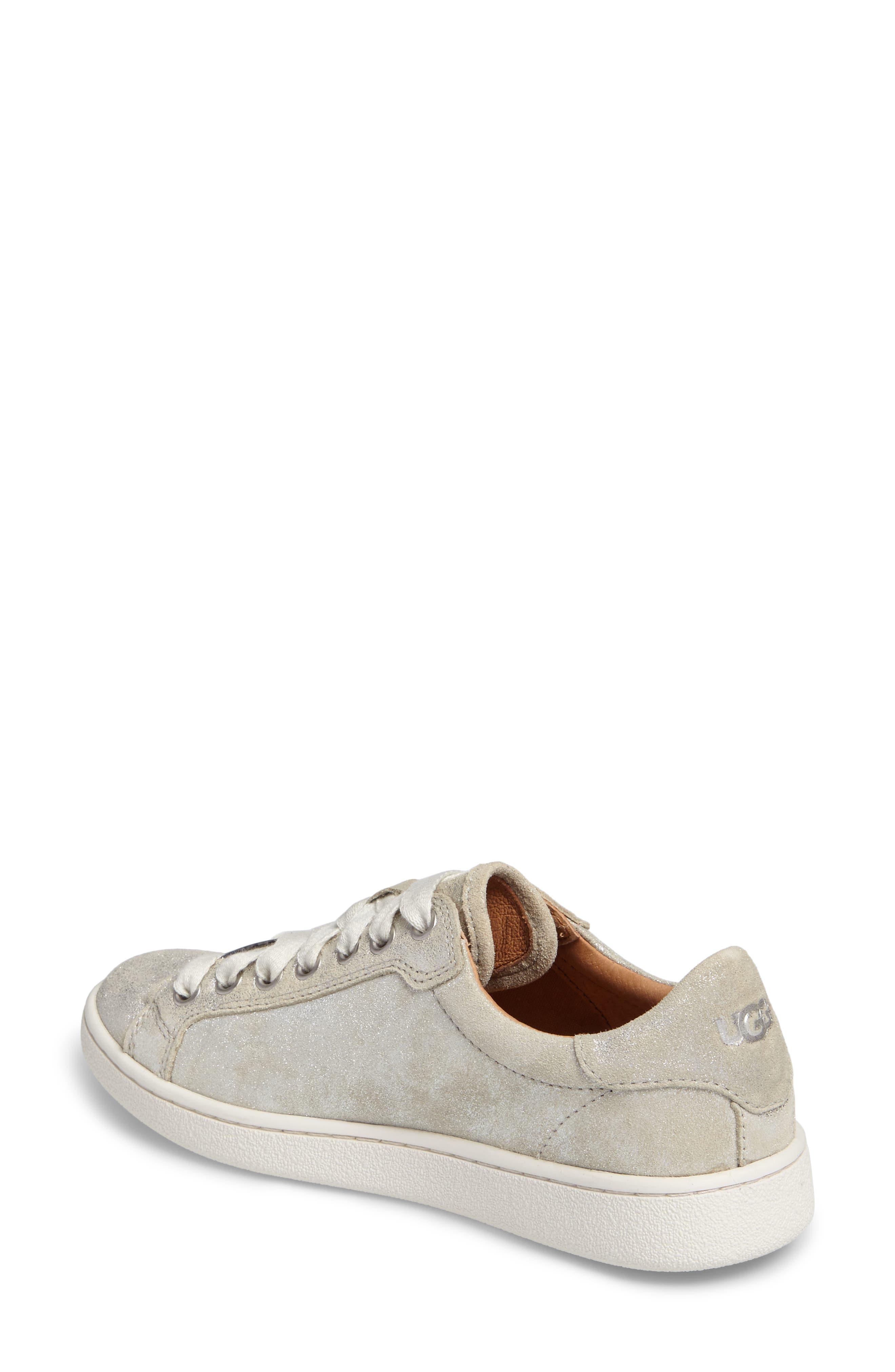 Alternate Image 2  - UGG® Milo Stardust Sneaker (Women)