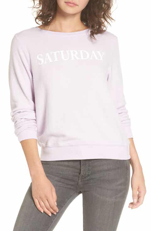Dream Scene Saturday Sweatshirt