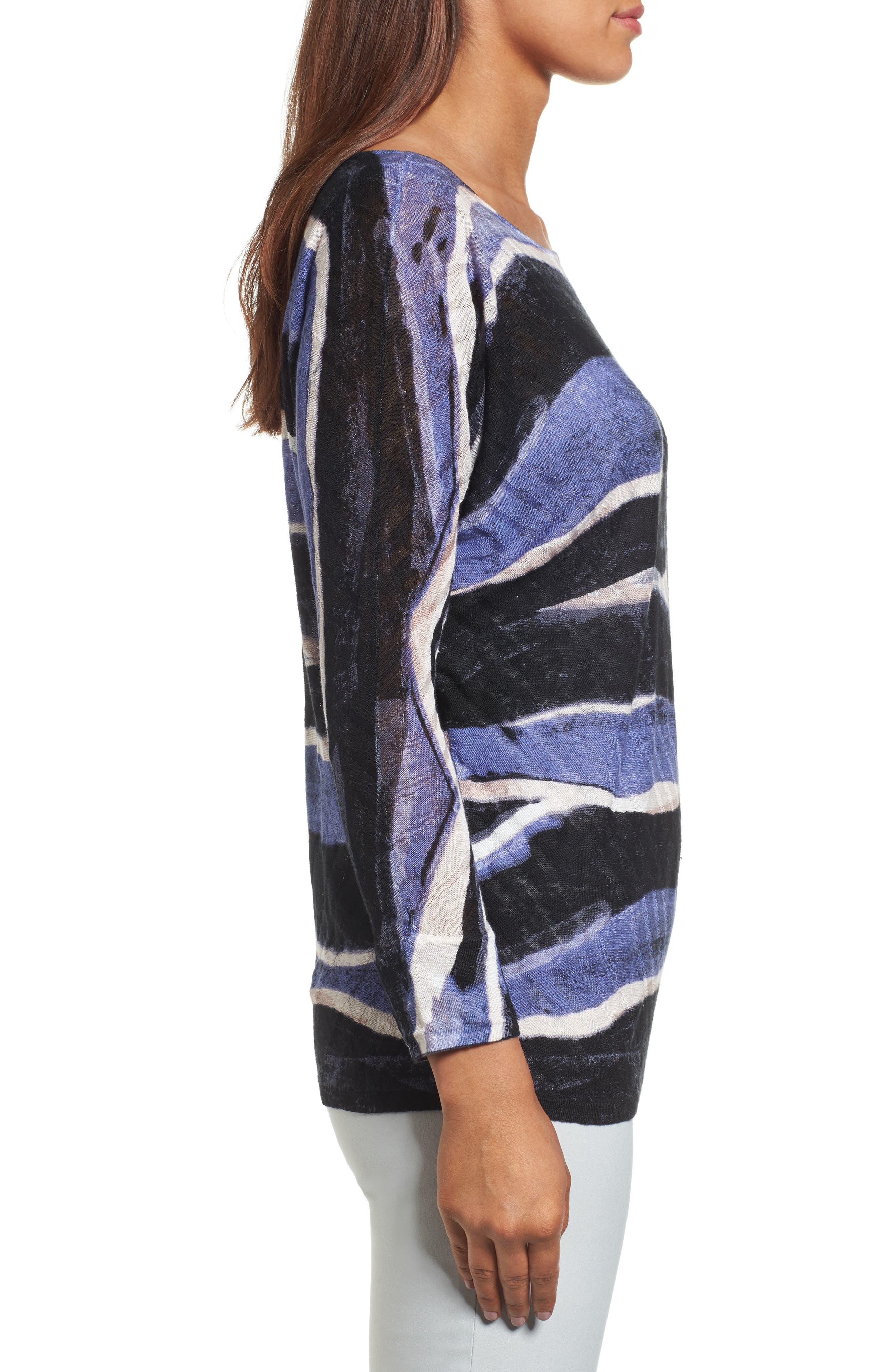 Alternate Image 3  - NIC+ZOE Sierra Sweater (Regular & Petite)
