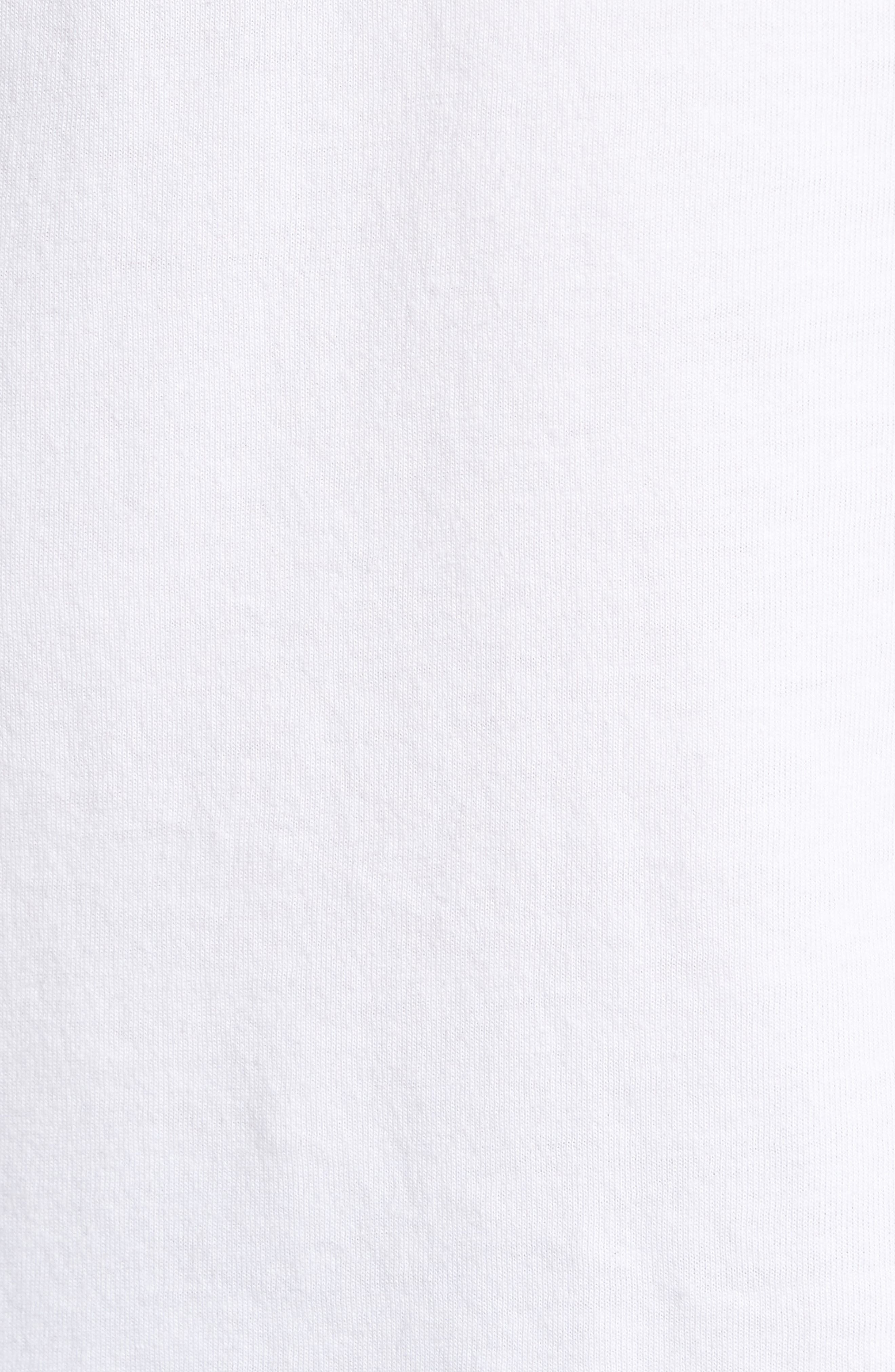 Alternate Image 6  - PAIGE Cash Crewneck T-Shirt