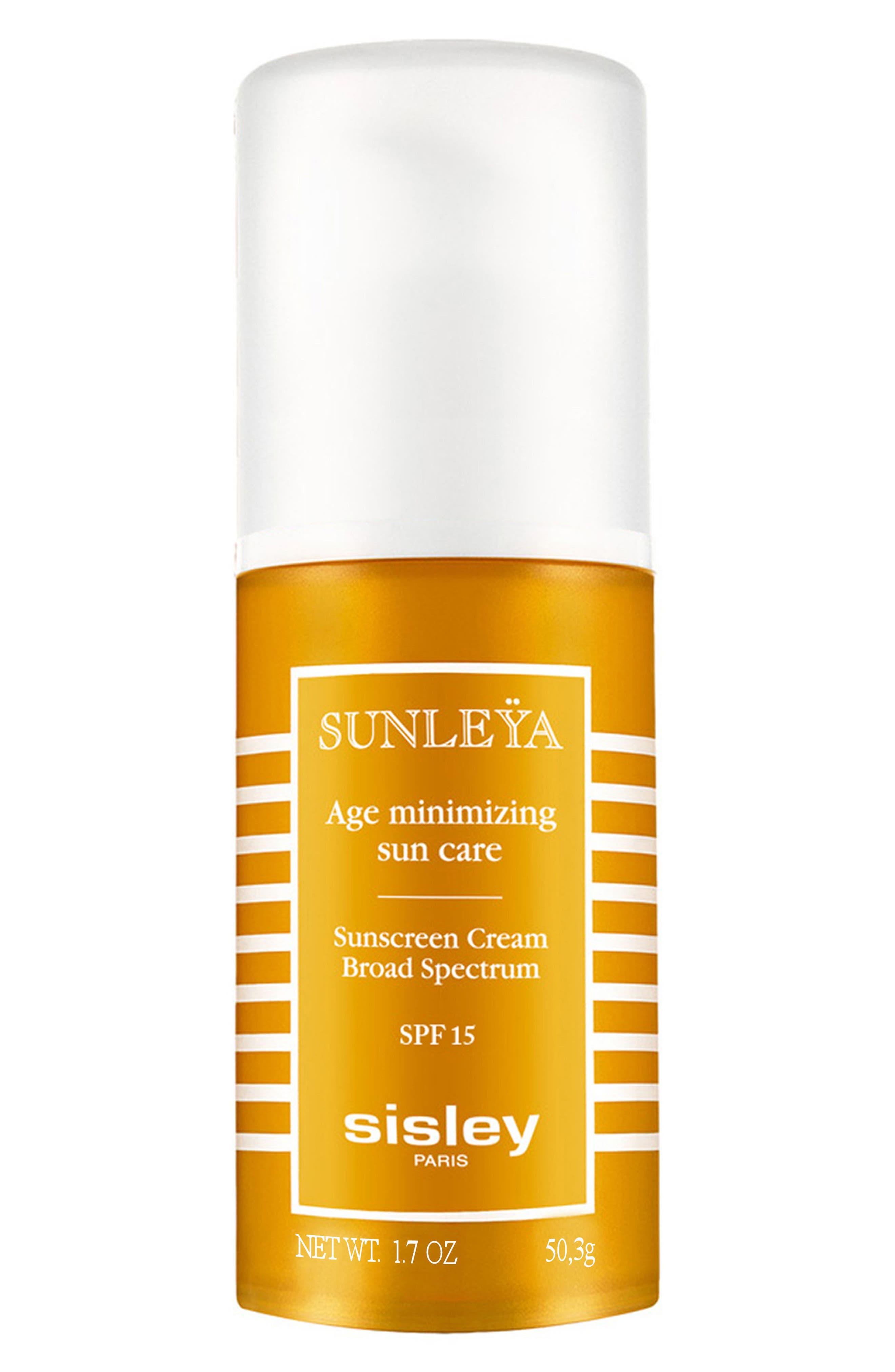 Sunleÿa Age Minimizing Sun Care SPF 15,                             Main thumbnail 1, color,                             No Color