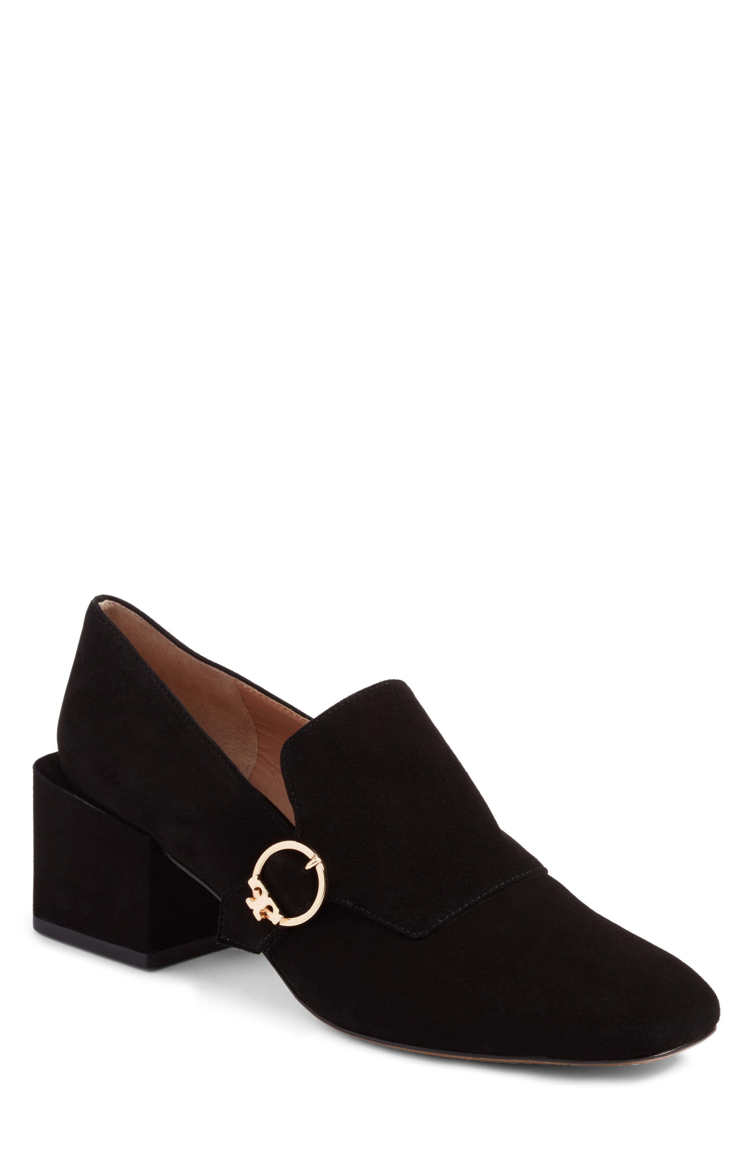 Alternate Image 1 Selected - Tory Burch Tess Loafer Pump (Women)