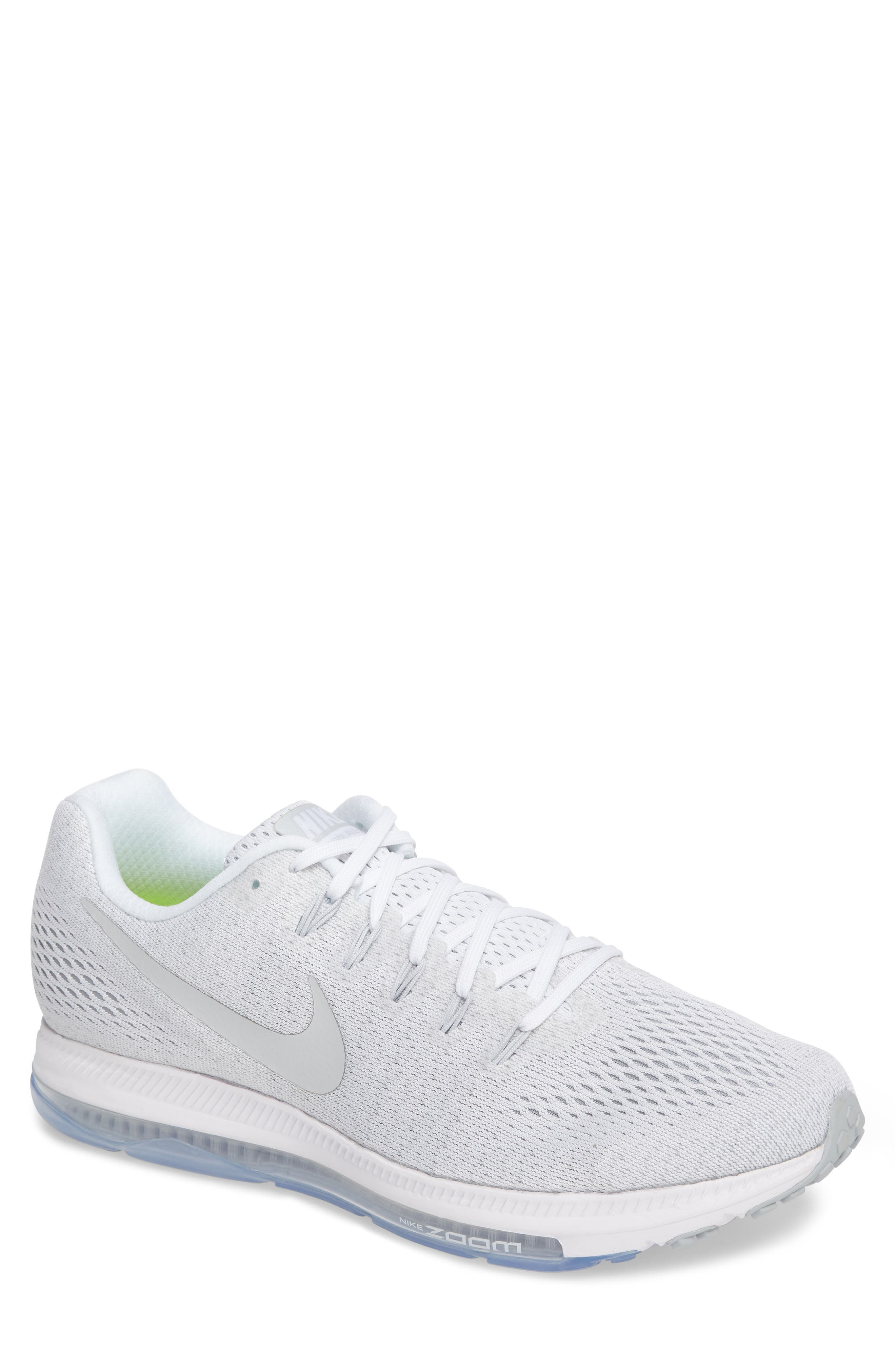 Alternate Image 1 Selected - Nike Air Zoom All Out Running Sneaker (Men)