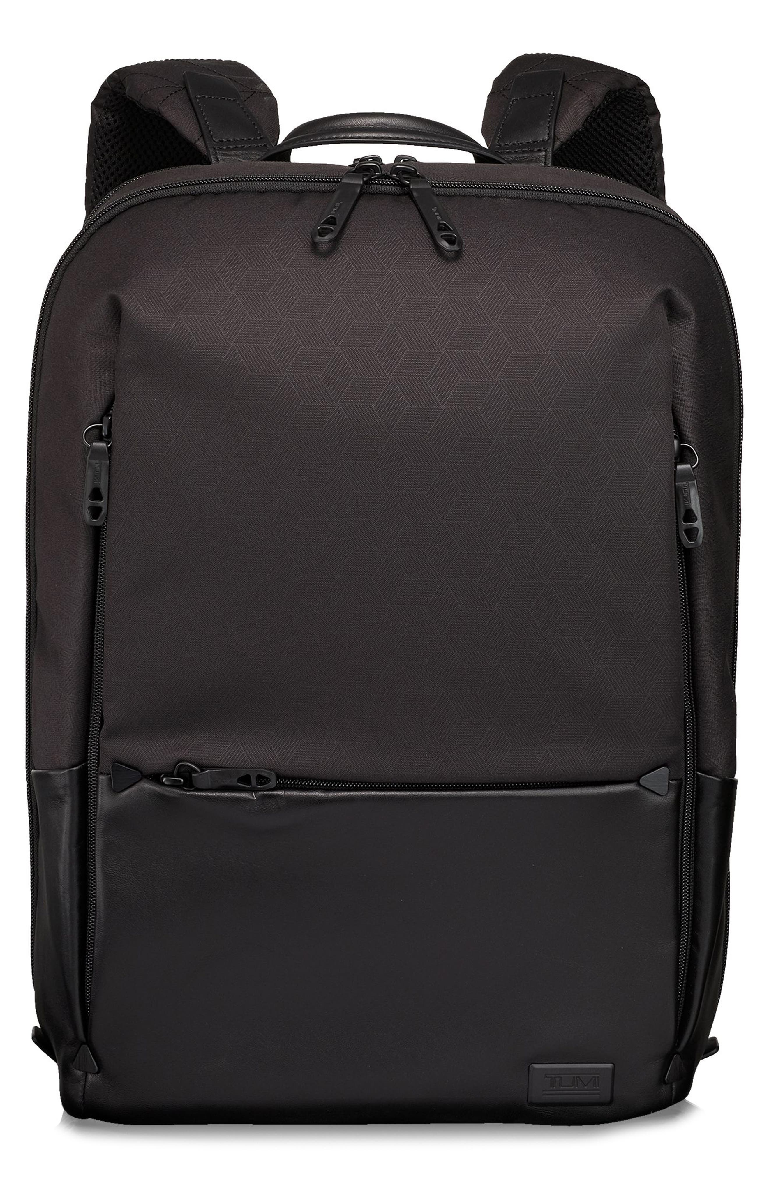 Butler Backpack,                             Main thumbnail 1, color,                             Black