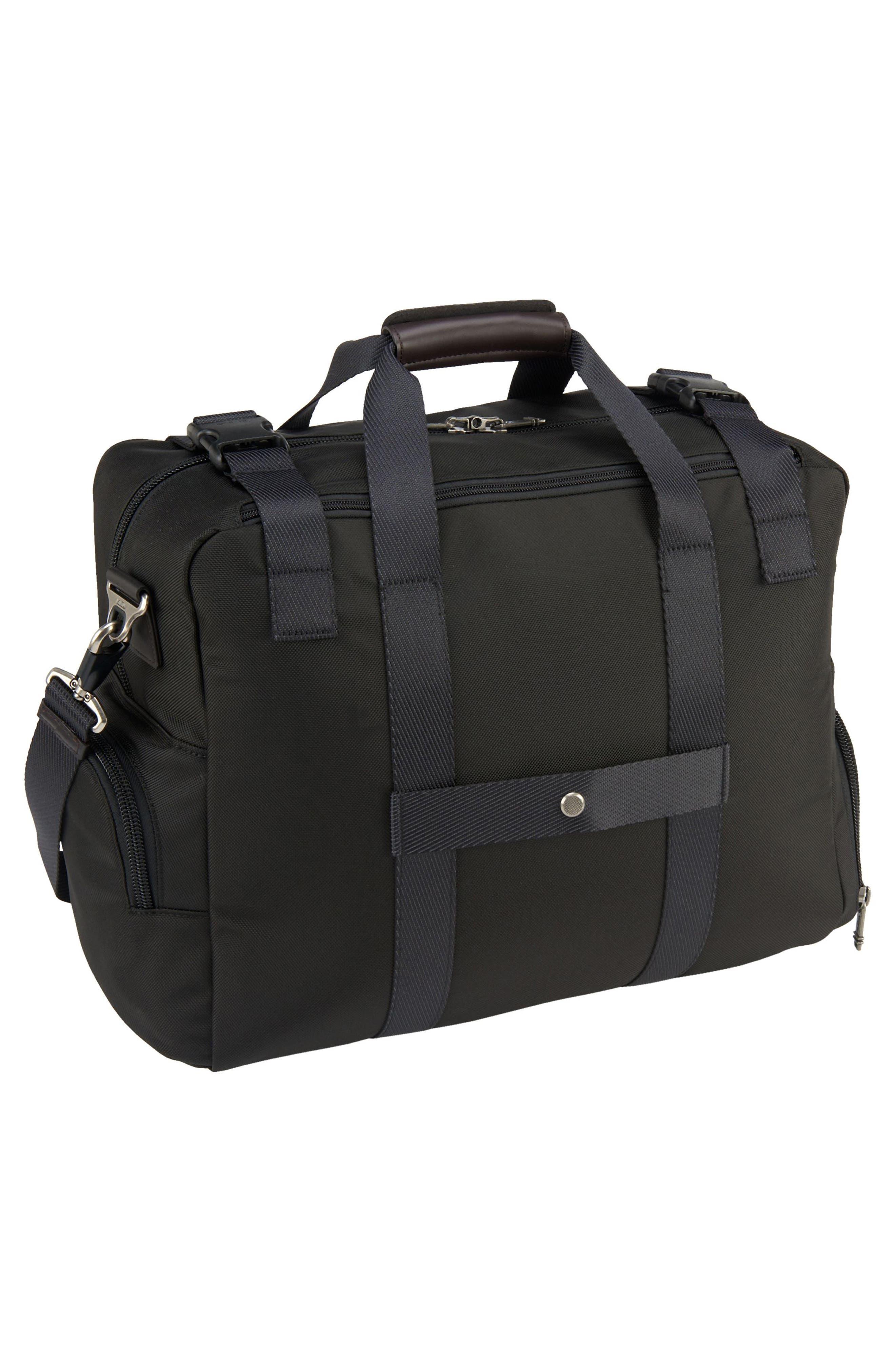 Alpha Bravo Buckner Duffel Bag,                             Alternate thumbnail 6, color,                             Hickory