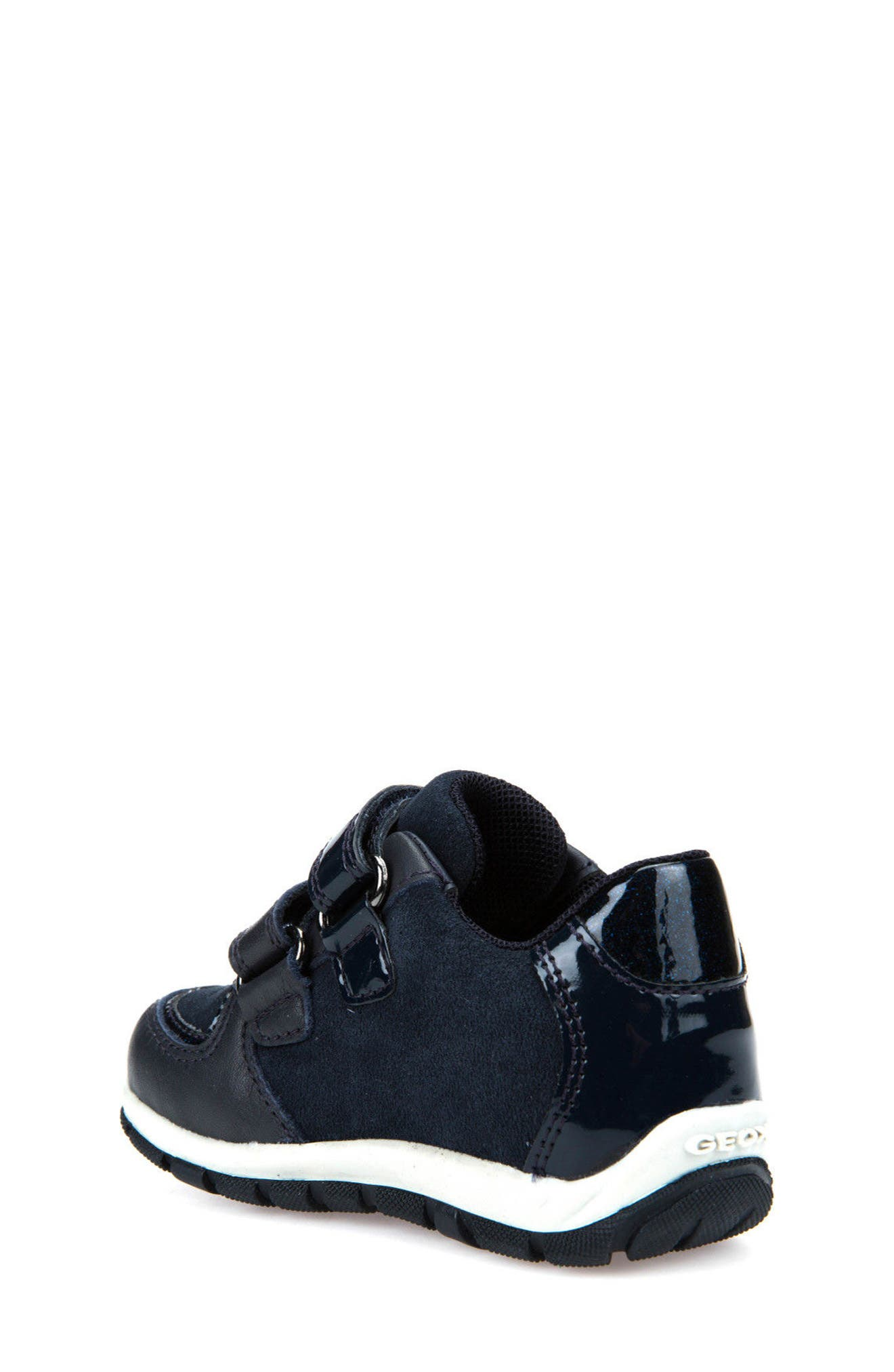 Alternate Image 2  - Geox Shaax Love Sneaker (Walker & Toddler)