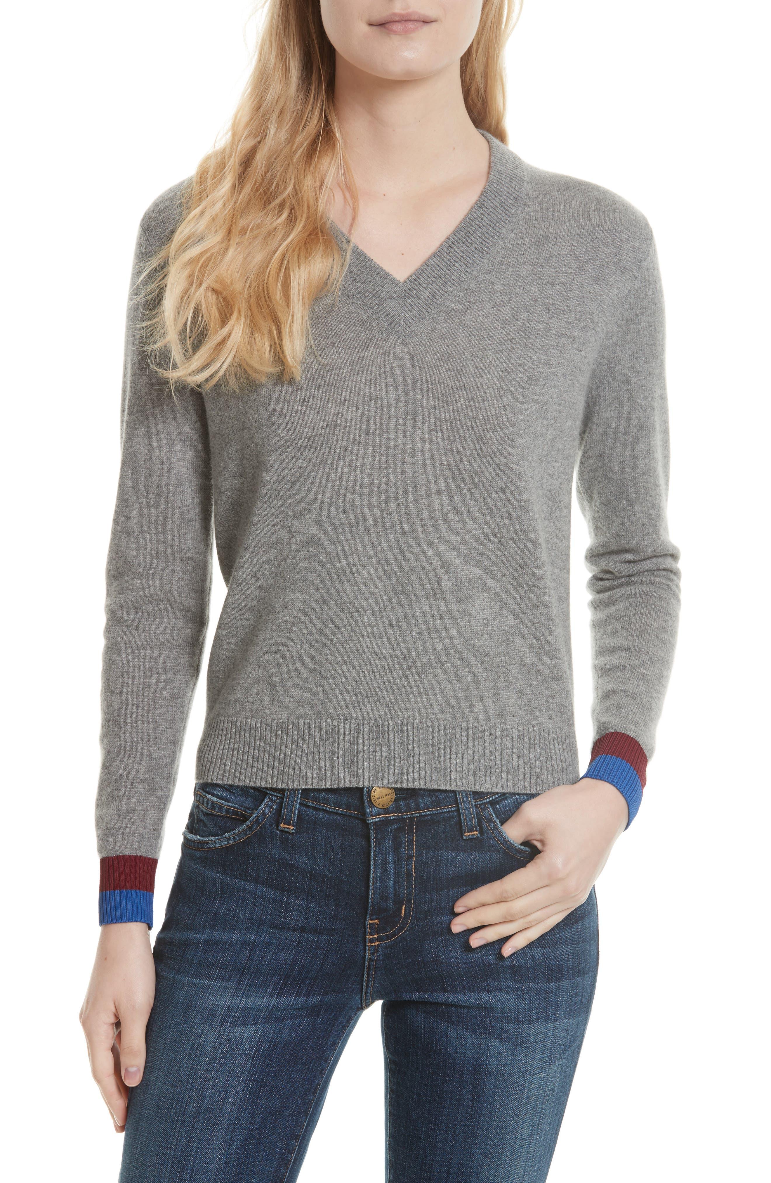 Alternate Image 1 Selected - Kule Cashmere Sweater