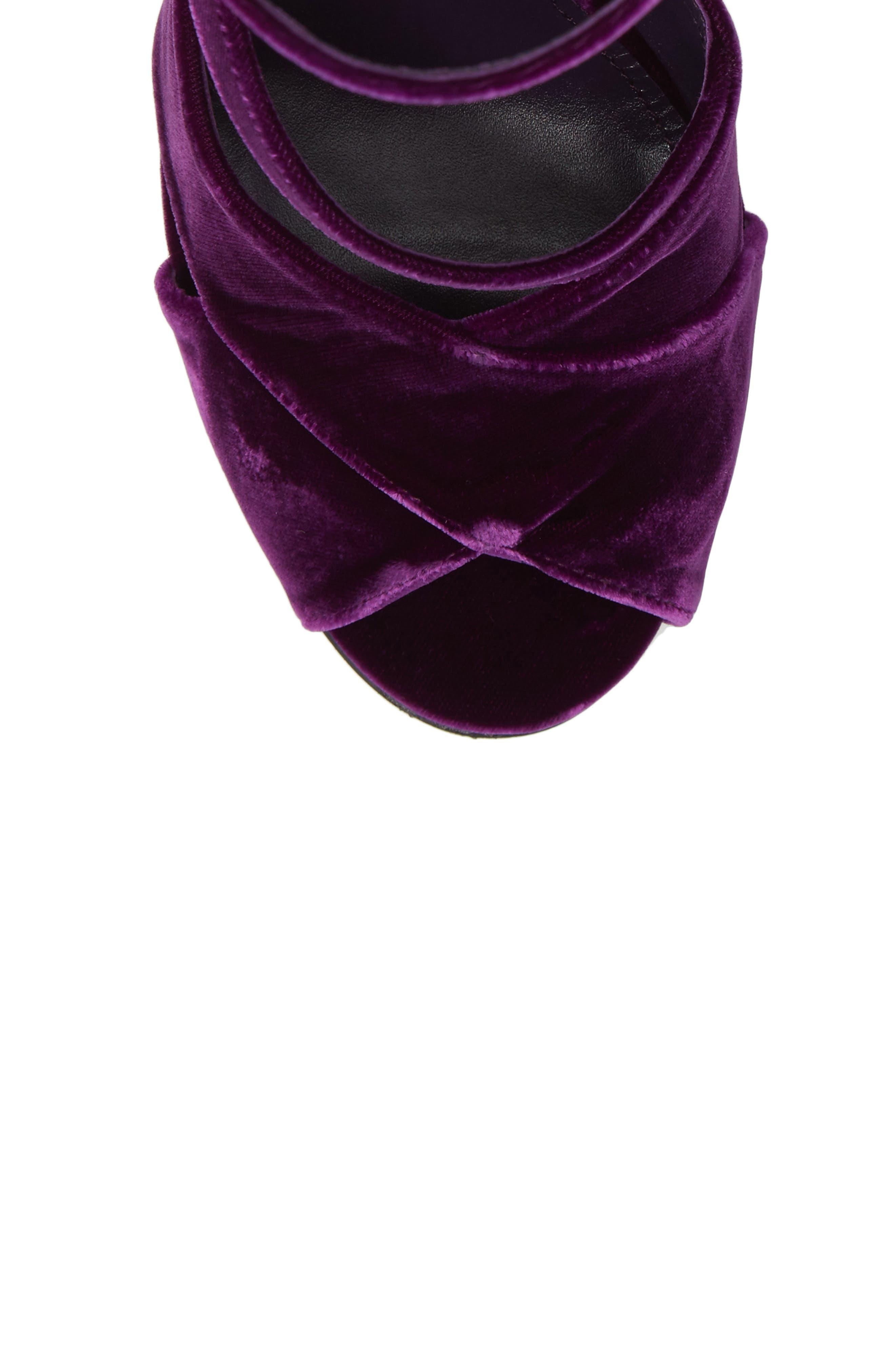 Alternate Image 5  - Prada Strappy Sandal (Women)