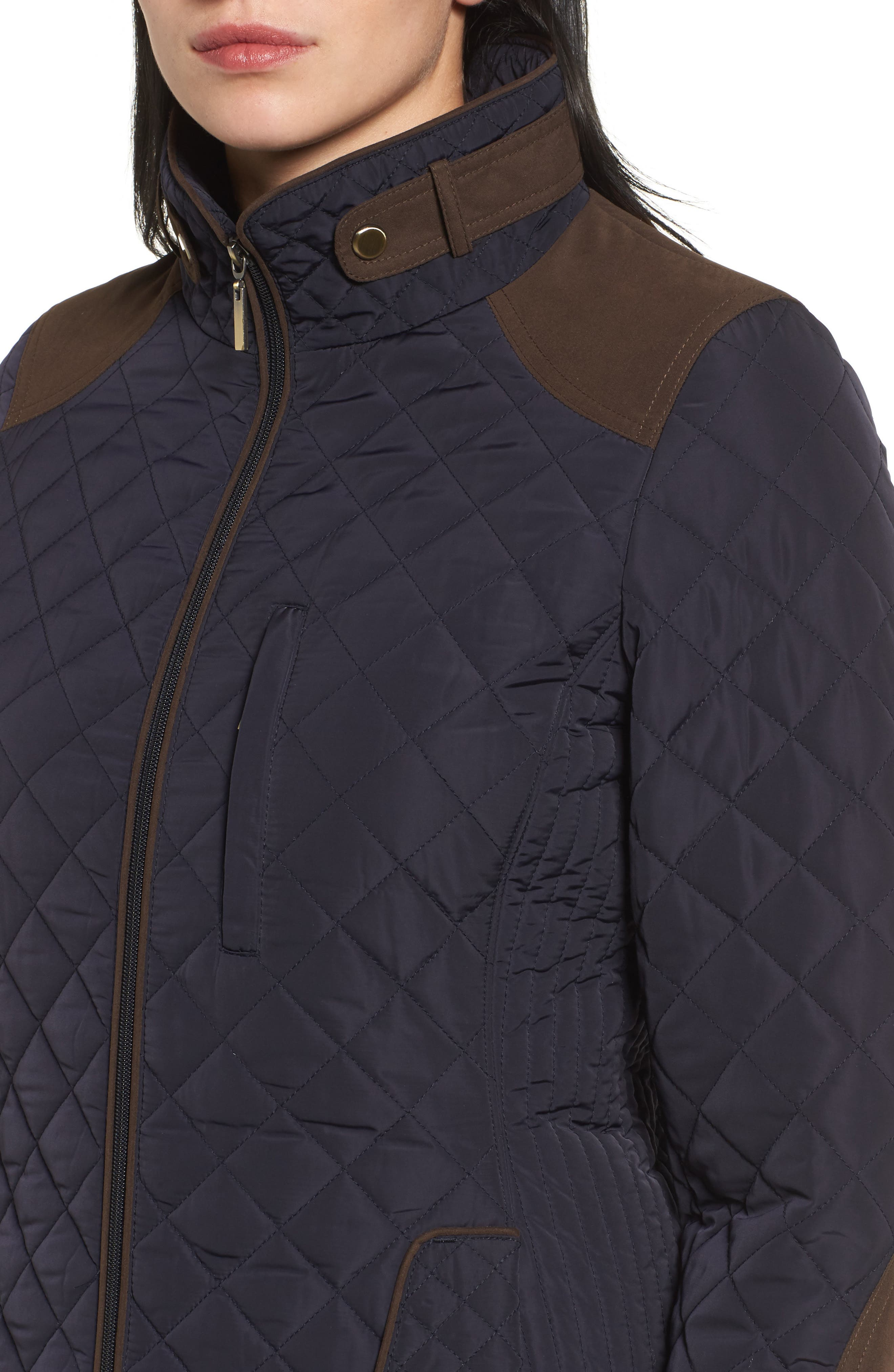 Alternate Image 4  - Gallery Insulated Jacket
