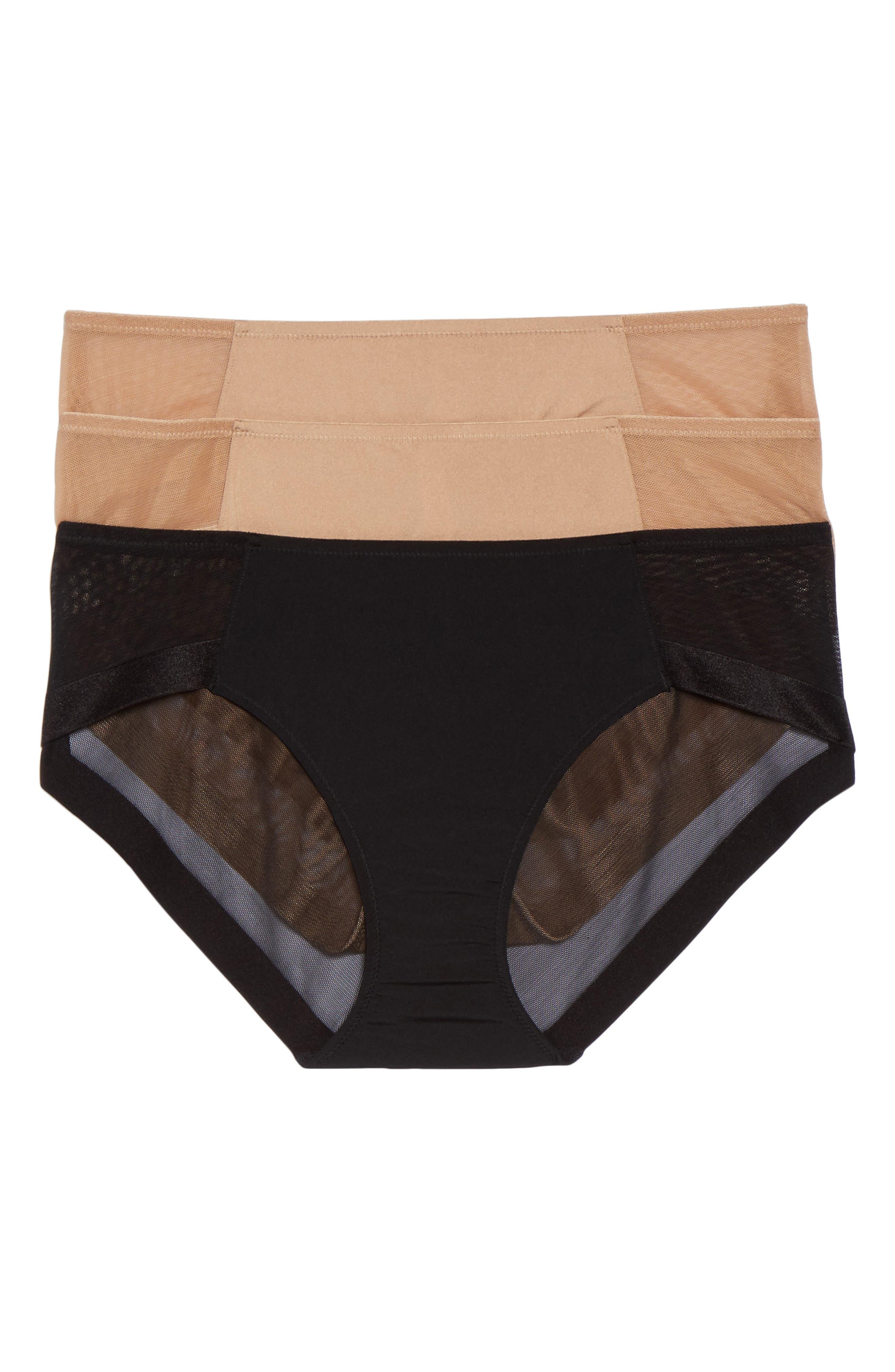 Main Image - Le Mystère Infinite Edge 3-Pack Bikini