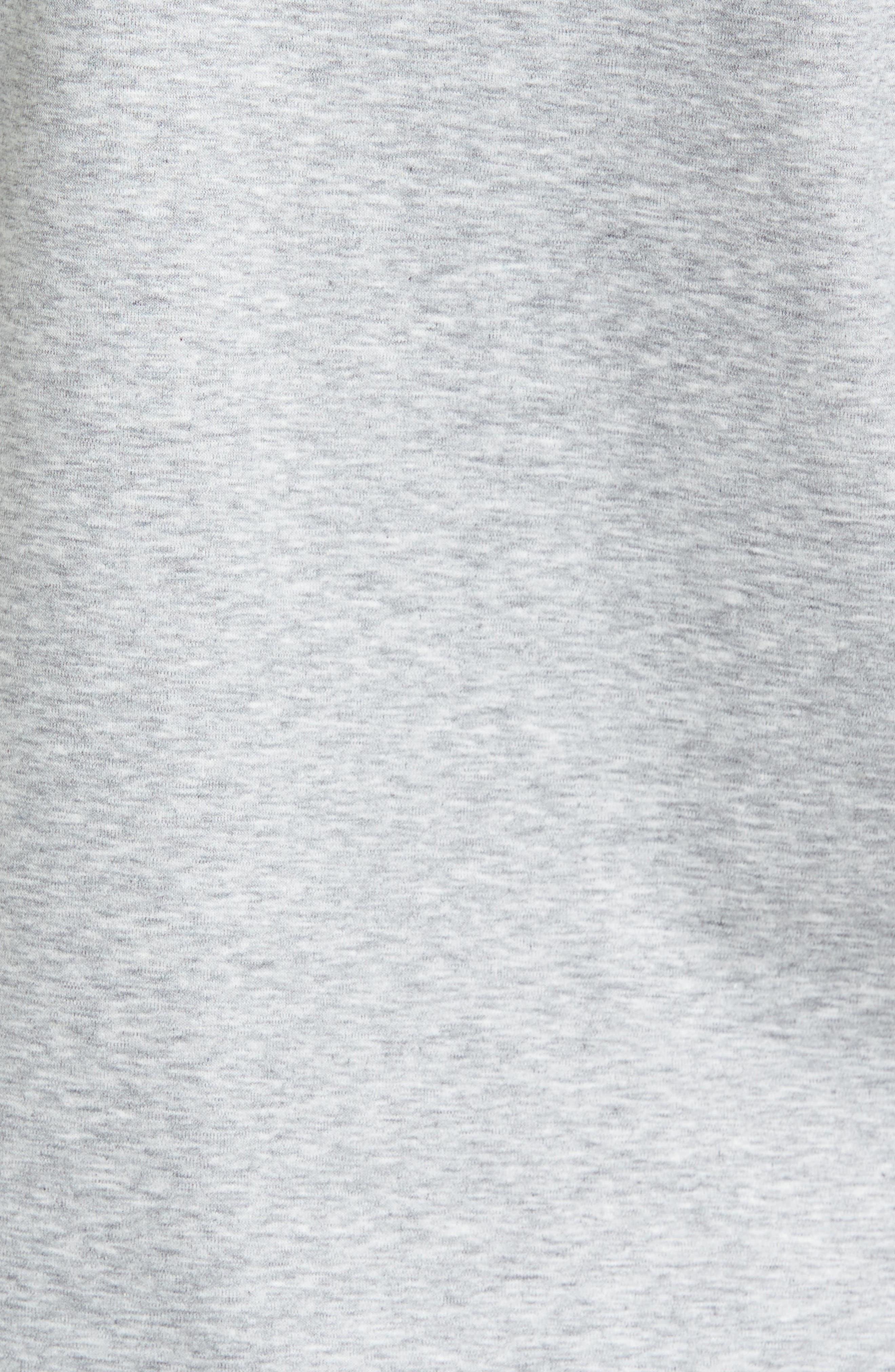 Alternate Image 5  - BOSS Tessler Slim Fit Ringer Neck T-Shirt