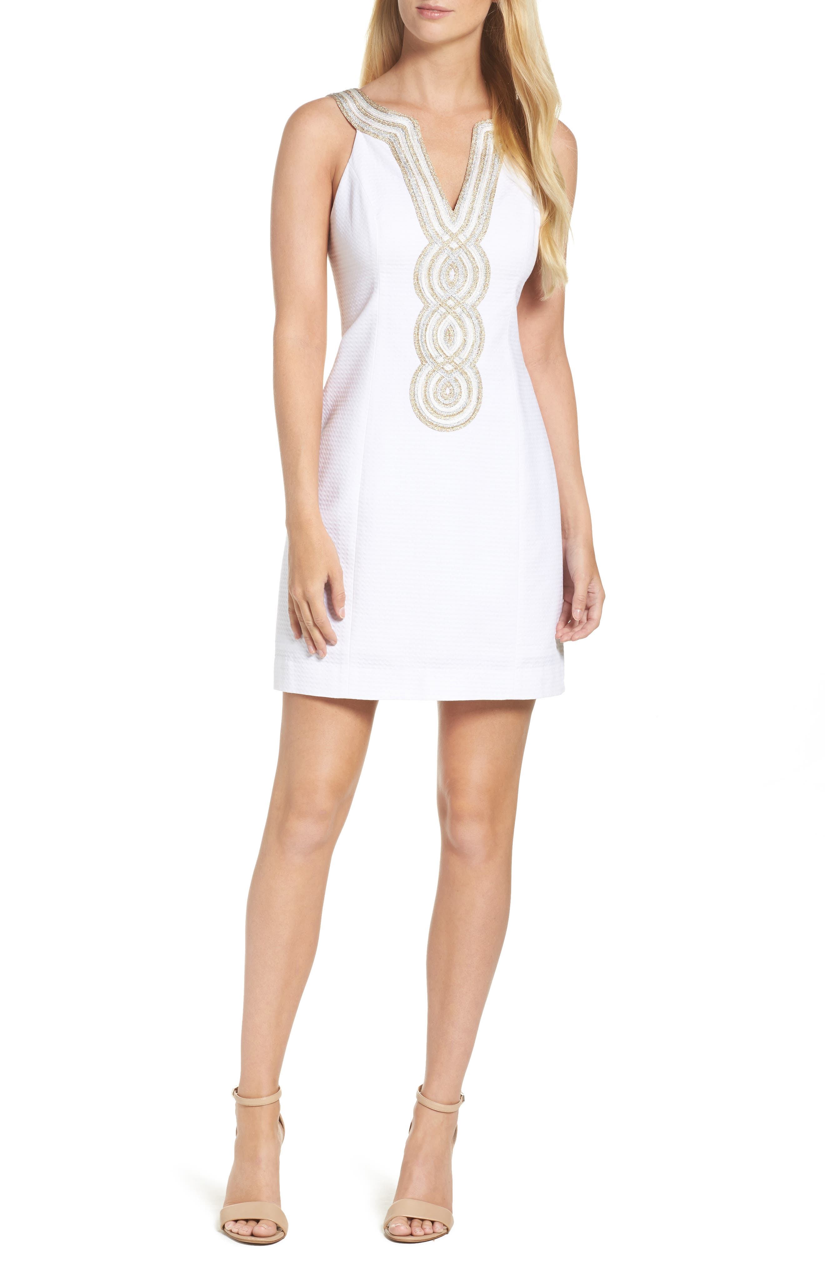 Lilly Pulitzer® Valli Sleeveless Shift Dress