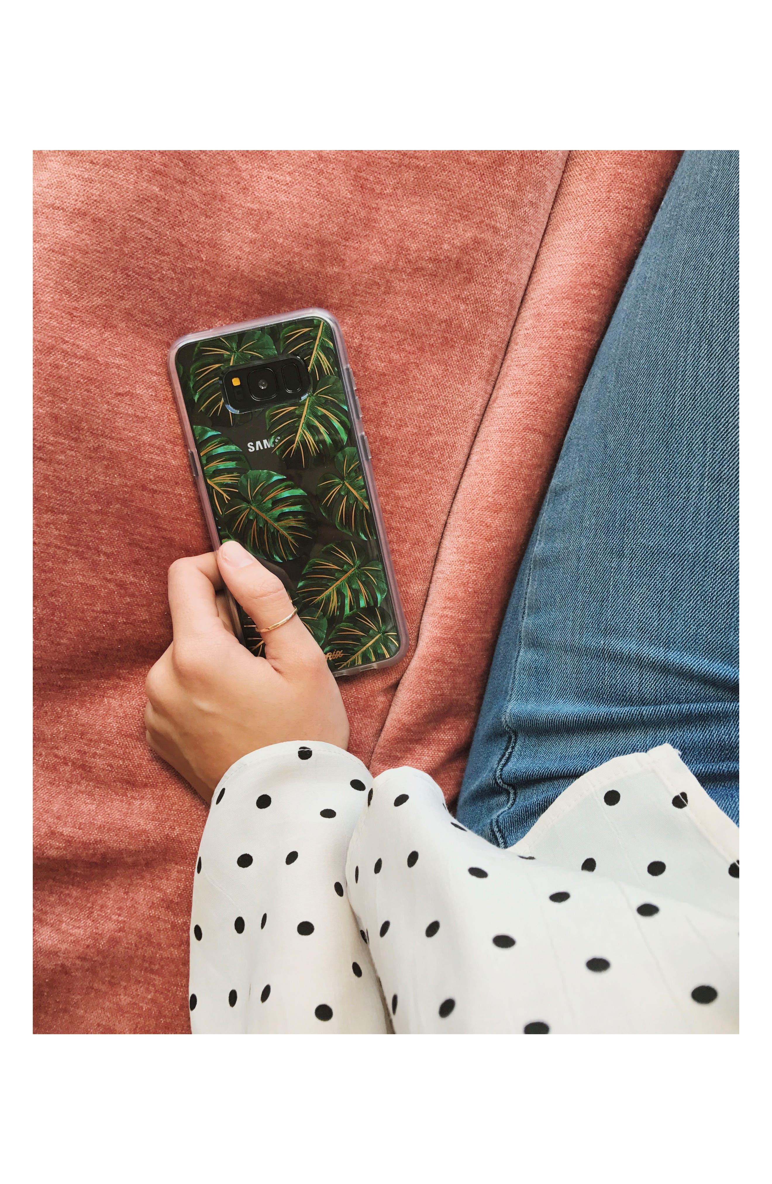 Tamarindo Samsung Galaxy S8 & Galaxy S8 Plus Case,                             Alternate thumbnail 3, color,                             Green