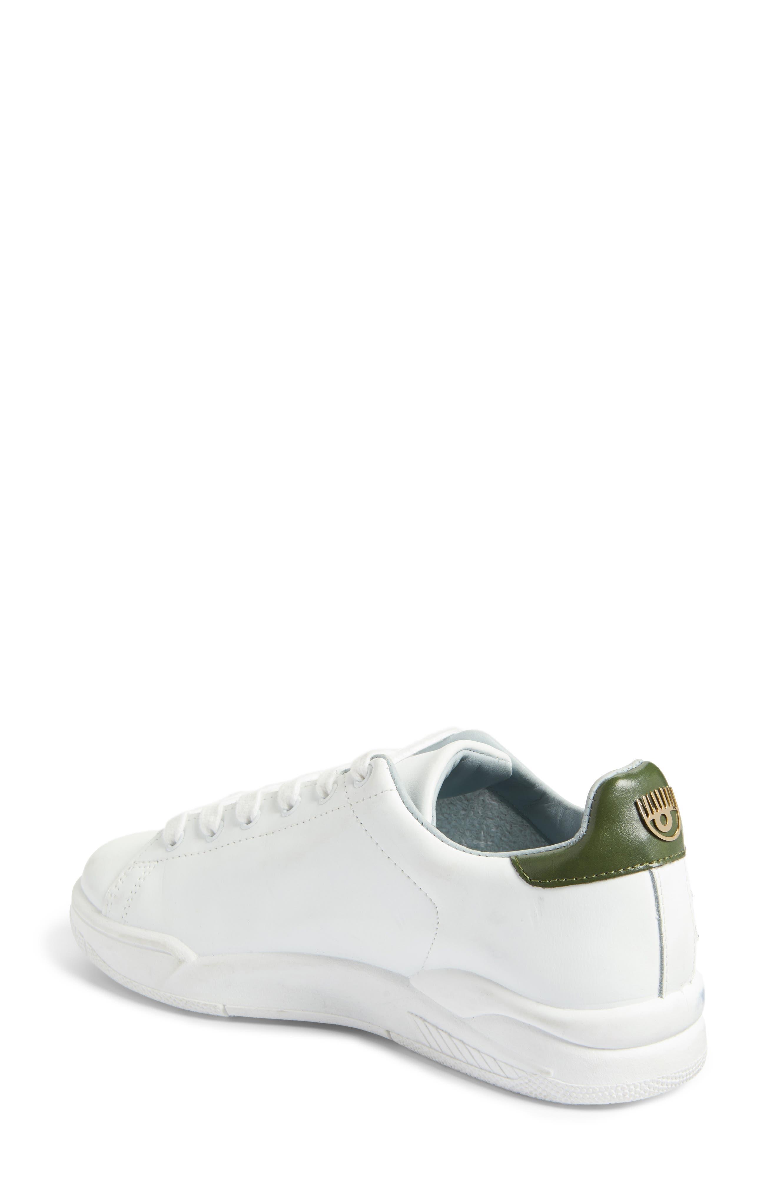 Alternate Image 2  - Chiara Ferragni Stars Roger Glitter Sneaker (Women)