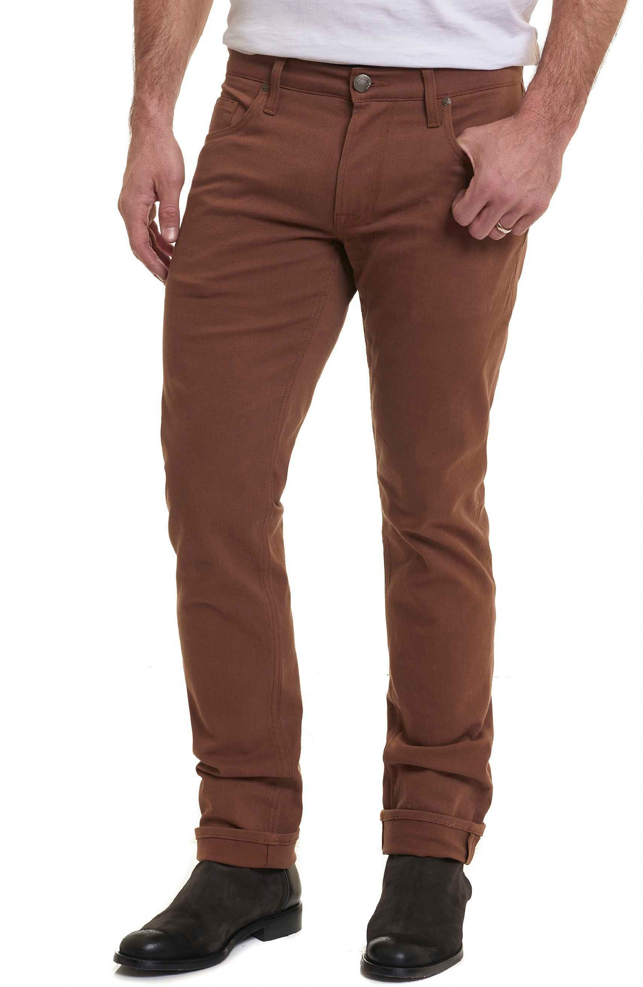 Corwin Classic Fit Jeans,                         Main,                         color, Copper