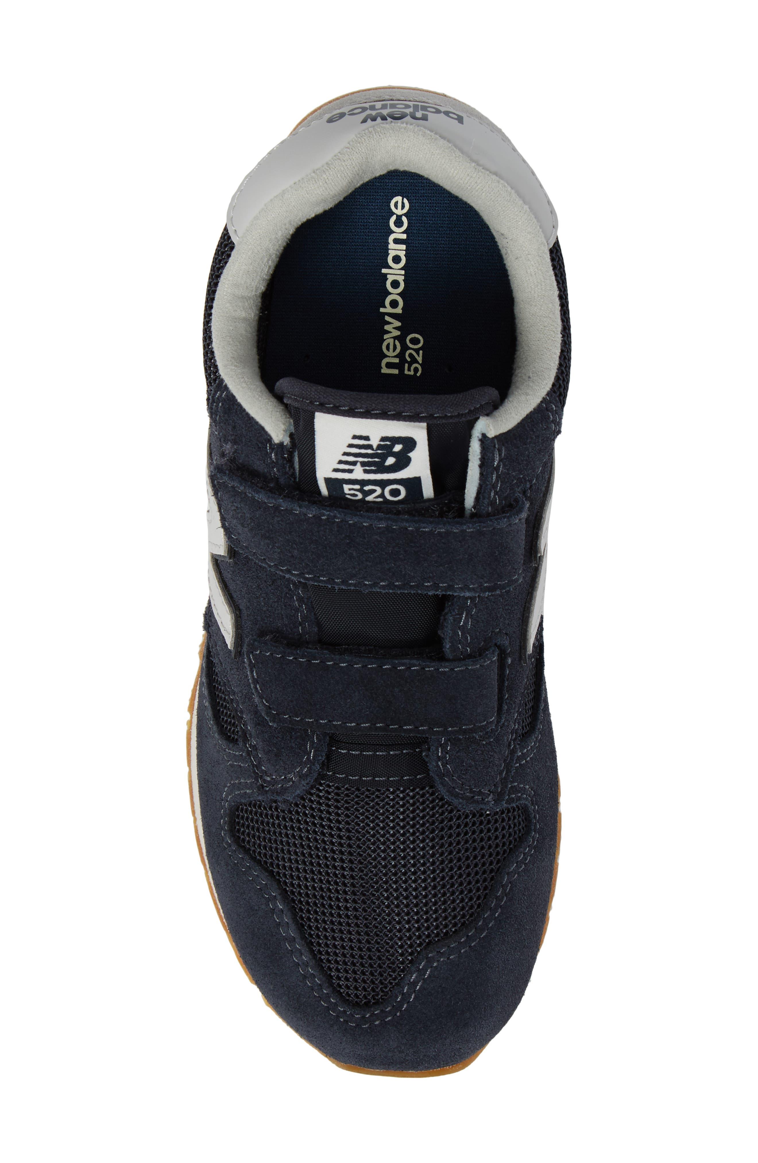 520 Sneaker,                             Alternate thumbnail 5, color,                             Blue