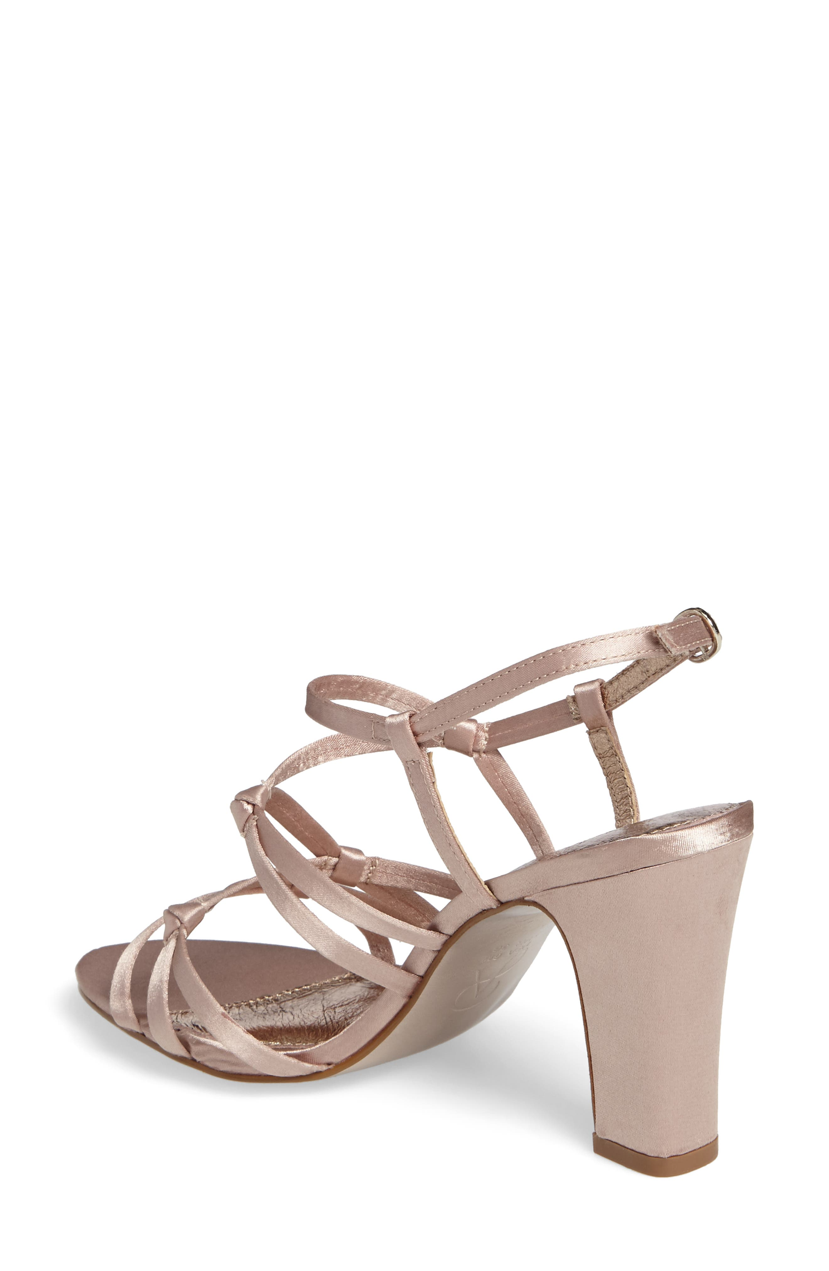 Alternate Image 2  - Adrianna Papell Adelson Knotted Strappy Sandal (Women)