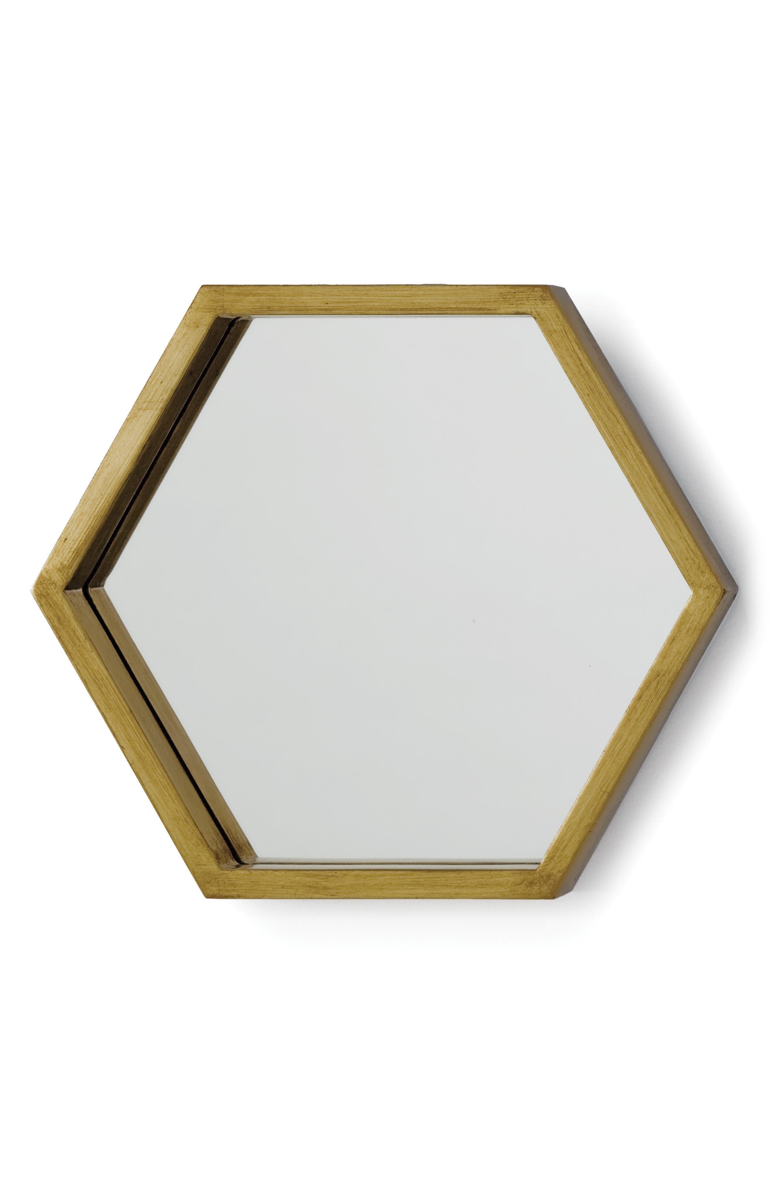 Regina Andrew Set of 5 Beehive Mirrors