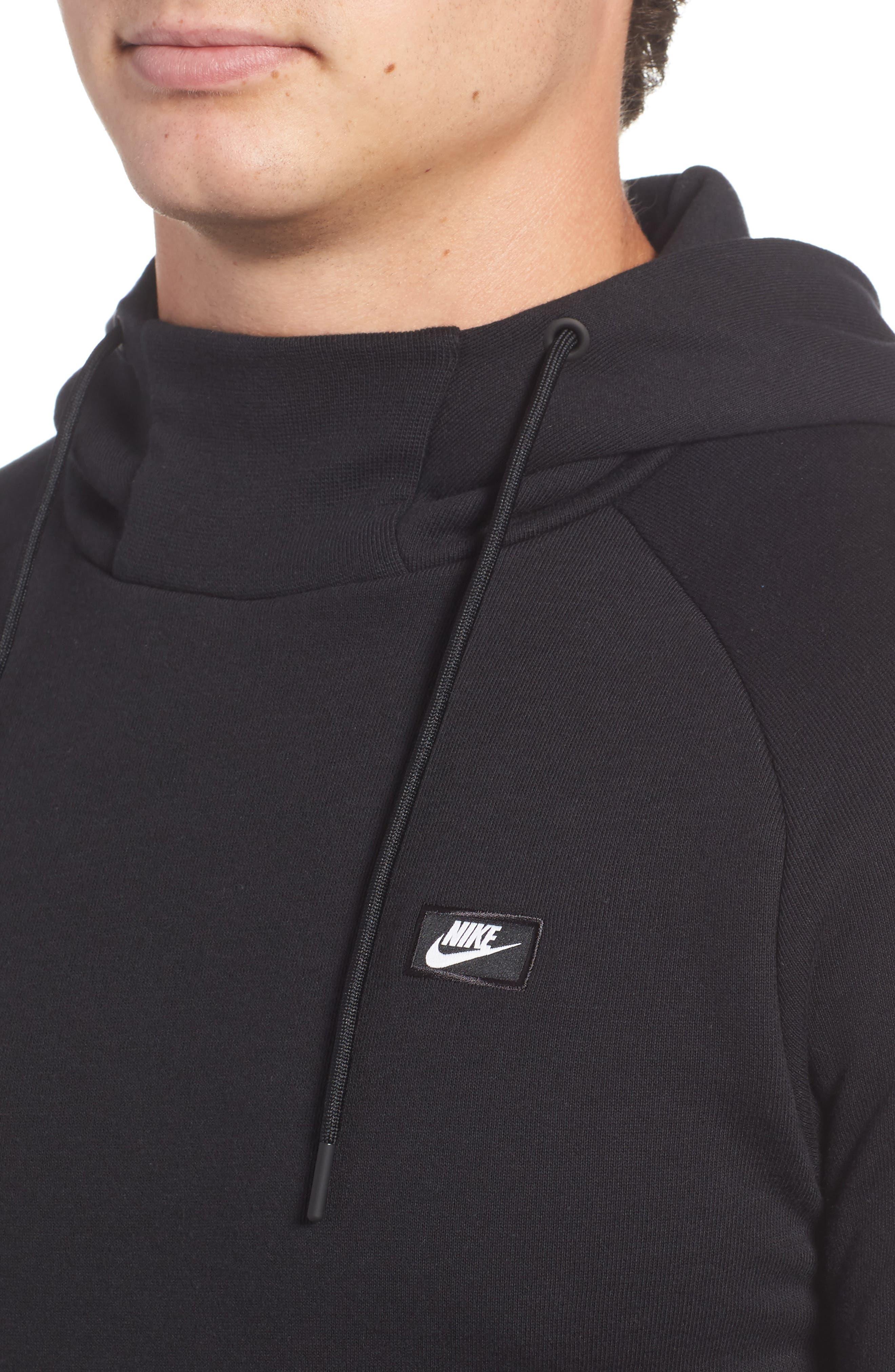 Alternate Image 4  - Nike Sportswear Modern Hoodie