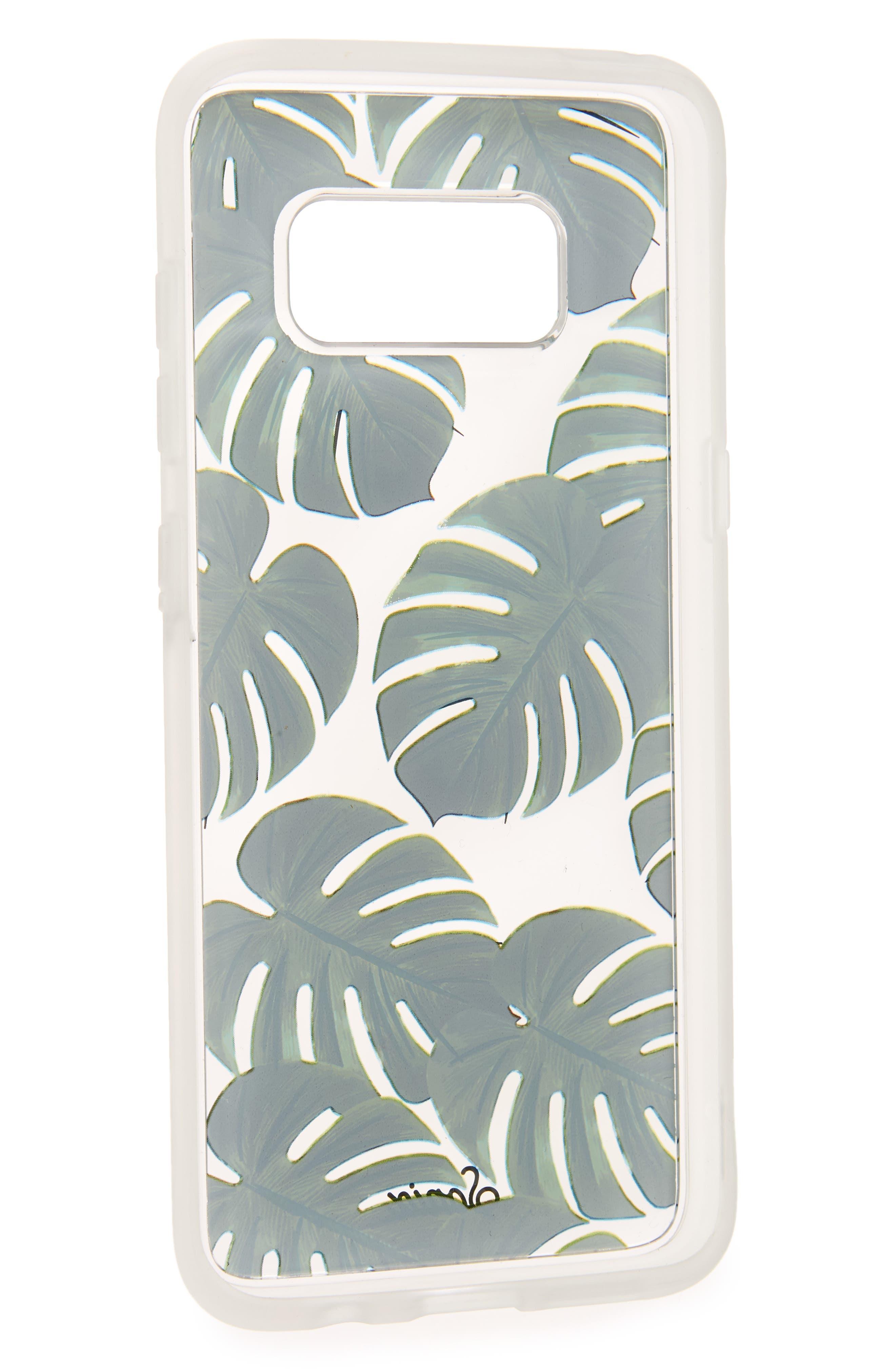 Tamarindo Samsung Galaxy S8 & Galaxy S8 Plus Case,                             Alternate thumbnail 2, color,                             Green