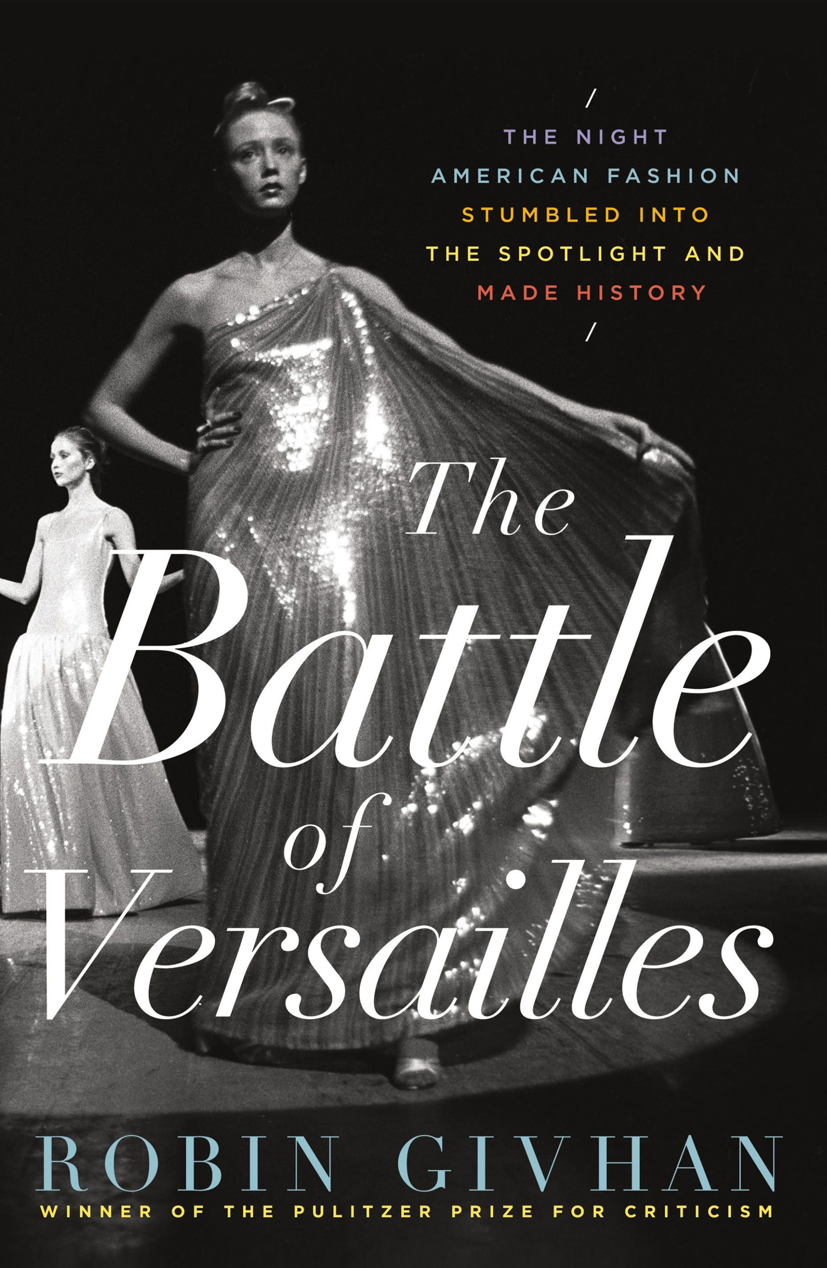 Main Image - The Battle of Versailles Book