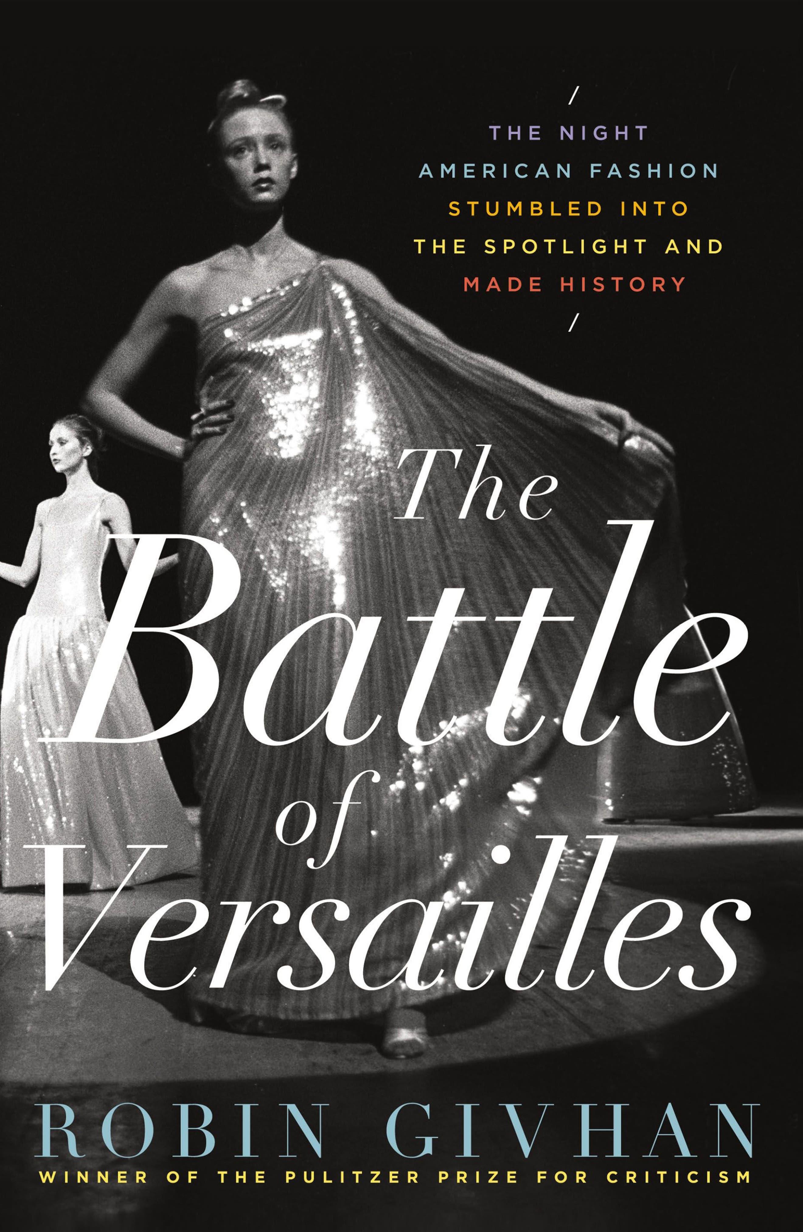 The Battle of Versailles Book