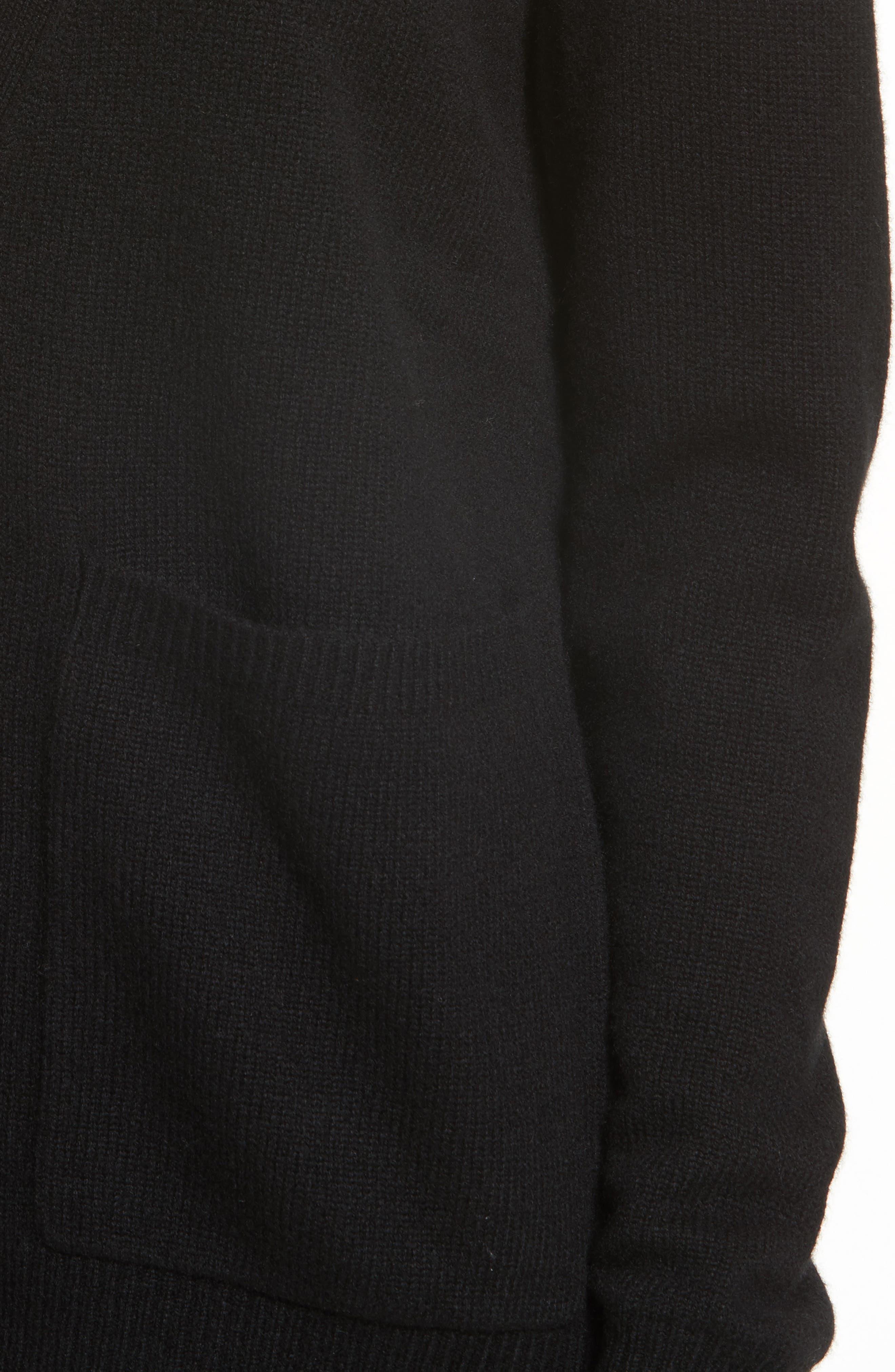 Alternate Image 4  - JOSEPH Soft Wool Boyfriend Cardigan