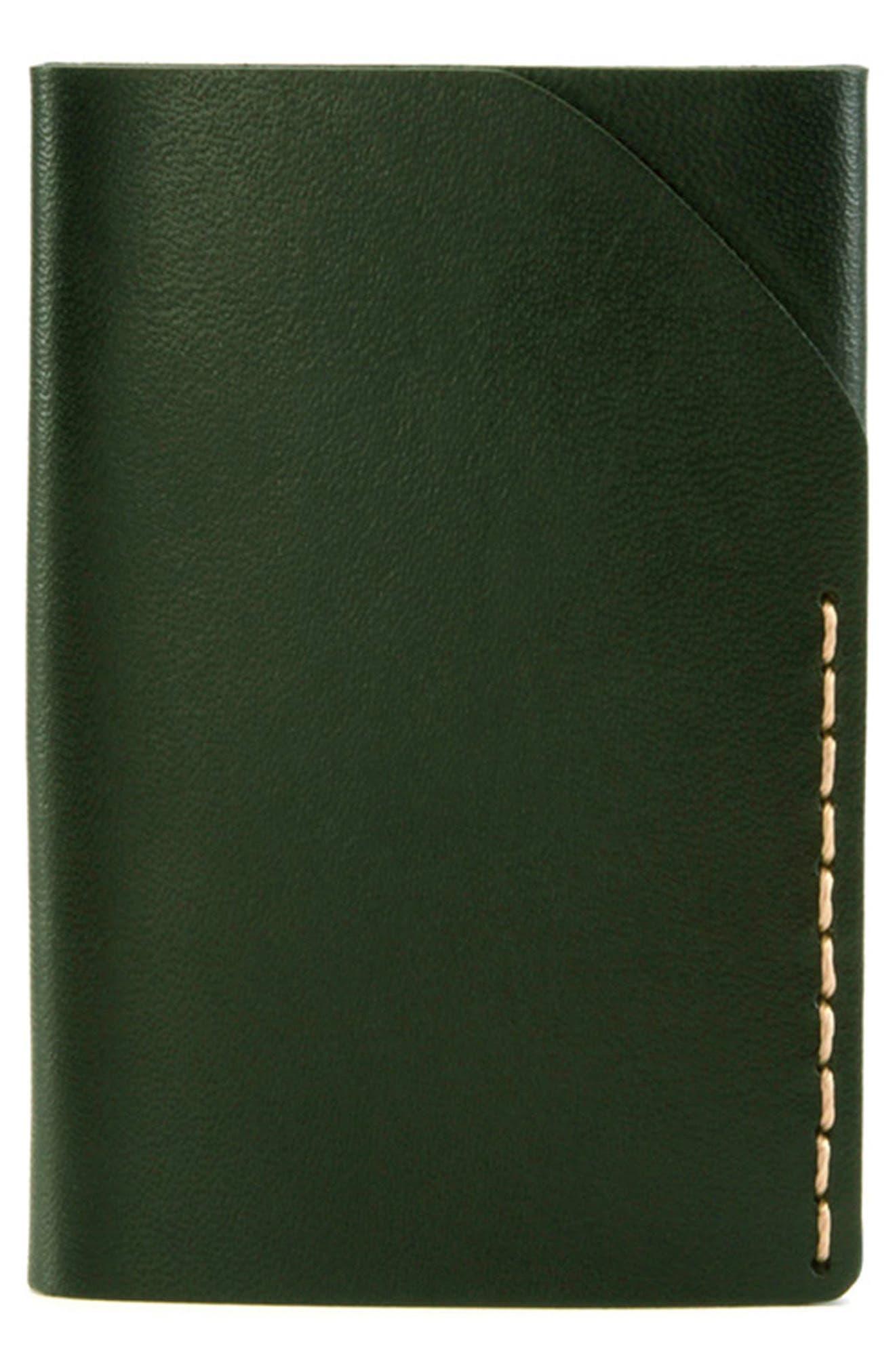 Ezra Arthur No. 2 Leather Card Case