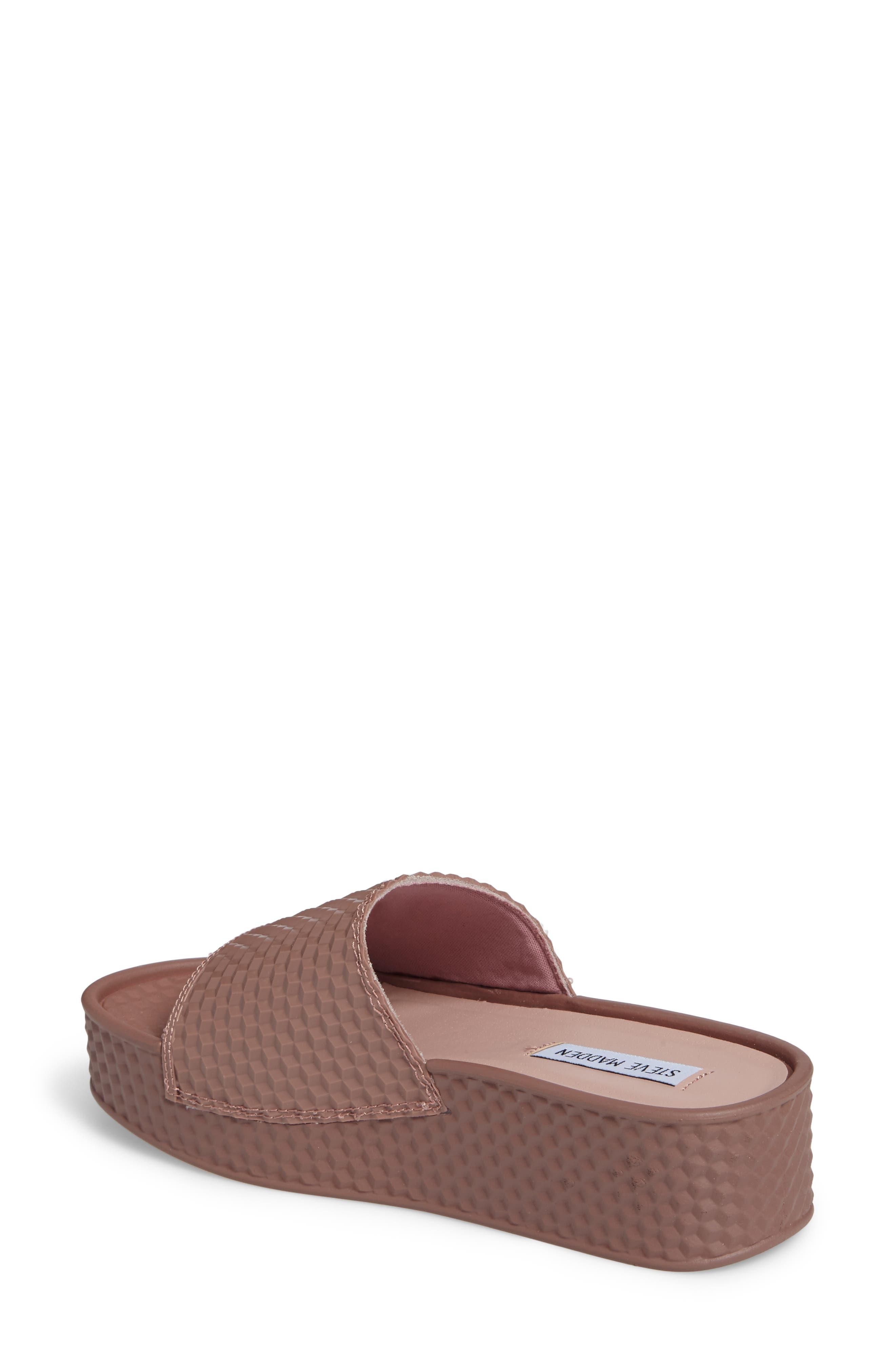 Alternate Image 2  - Steve Madden Sharpie Slide Sandal (Women)