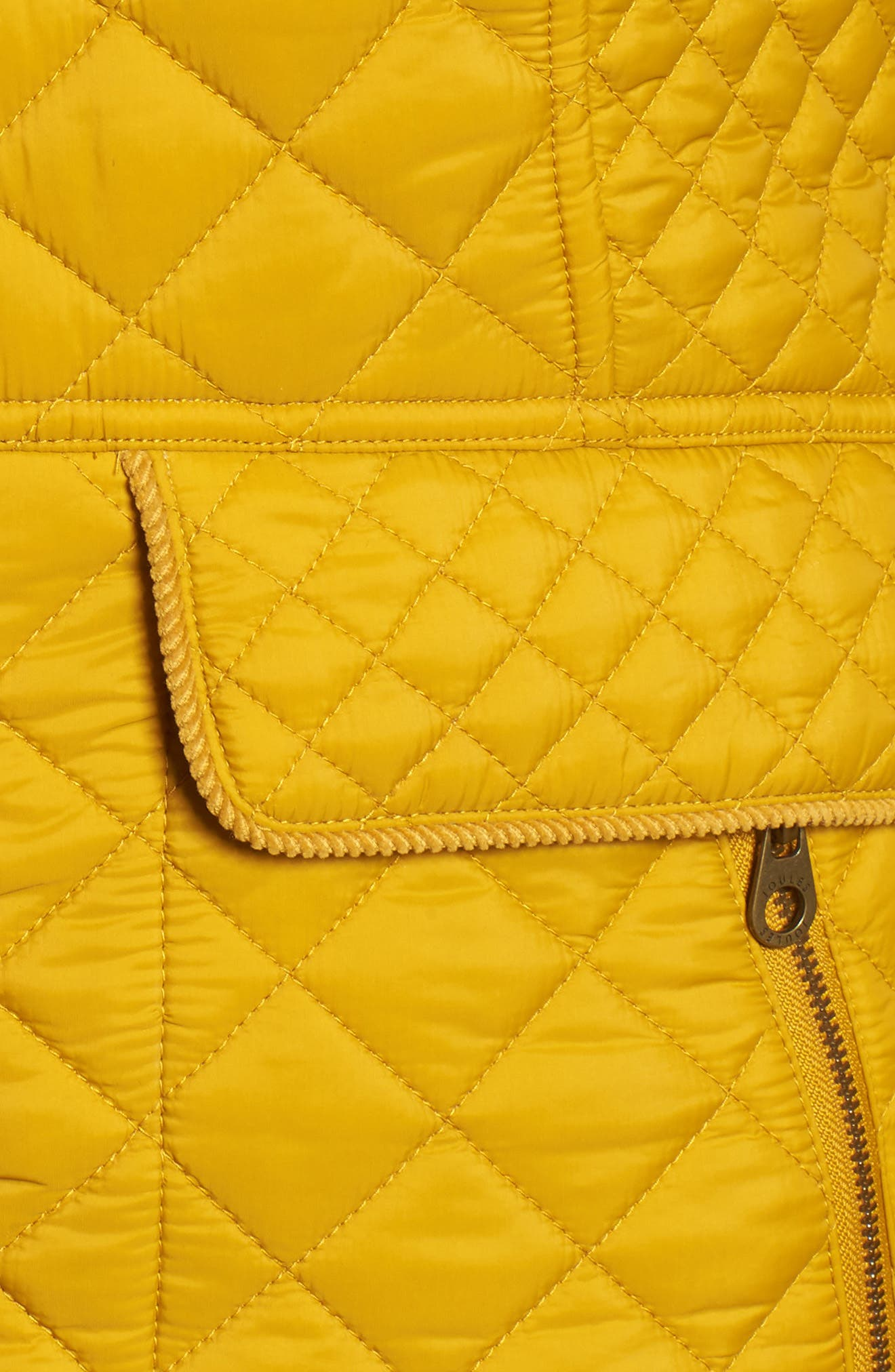 Alternate Image 6  - Joules Warm Welcome Quilted Jacket