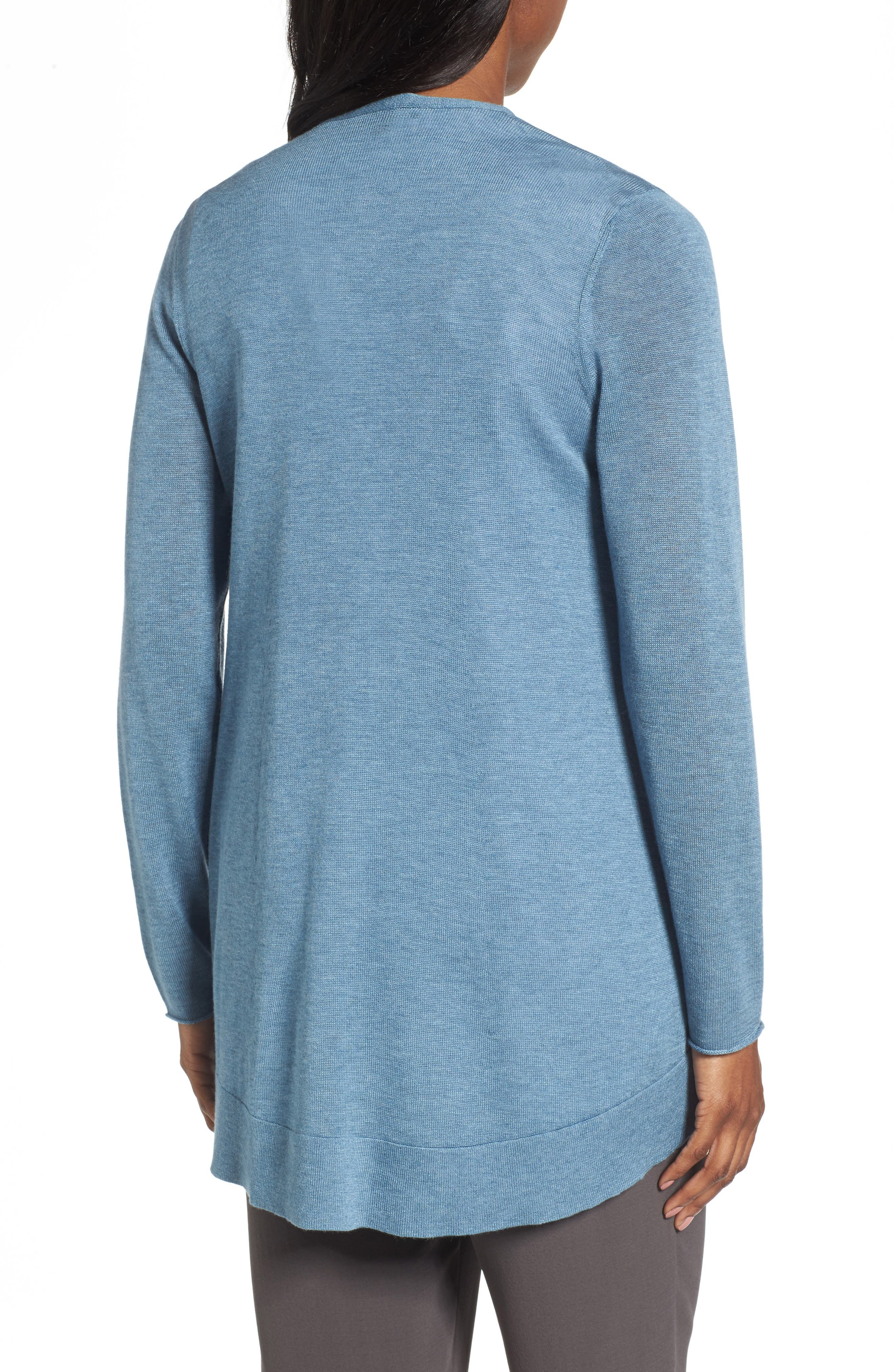 Alternate Image 2  - Eileen Fisher Slouchy Tencel® Blend Cardigan
