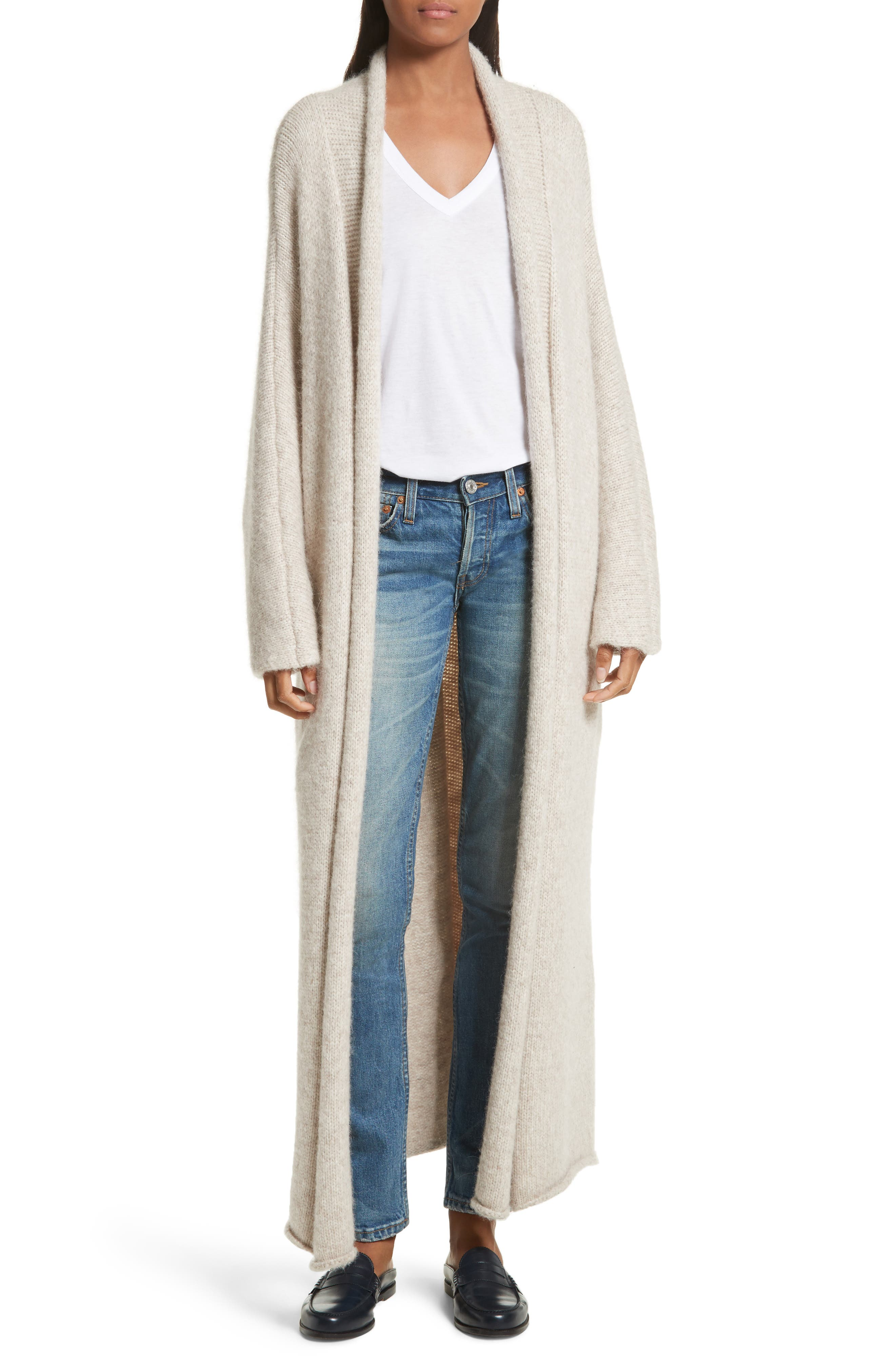 Elizabeth and James Alden Alpaca Blend Duster