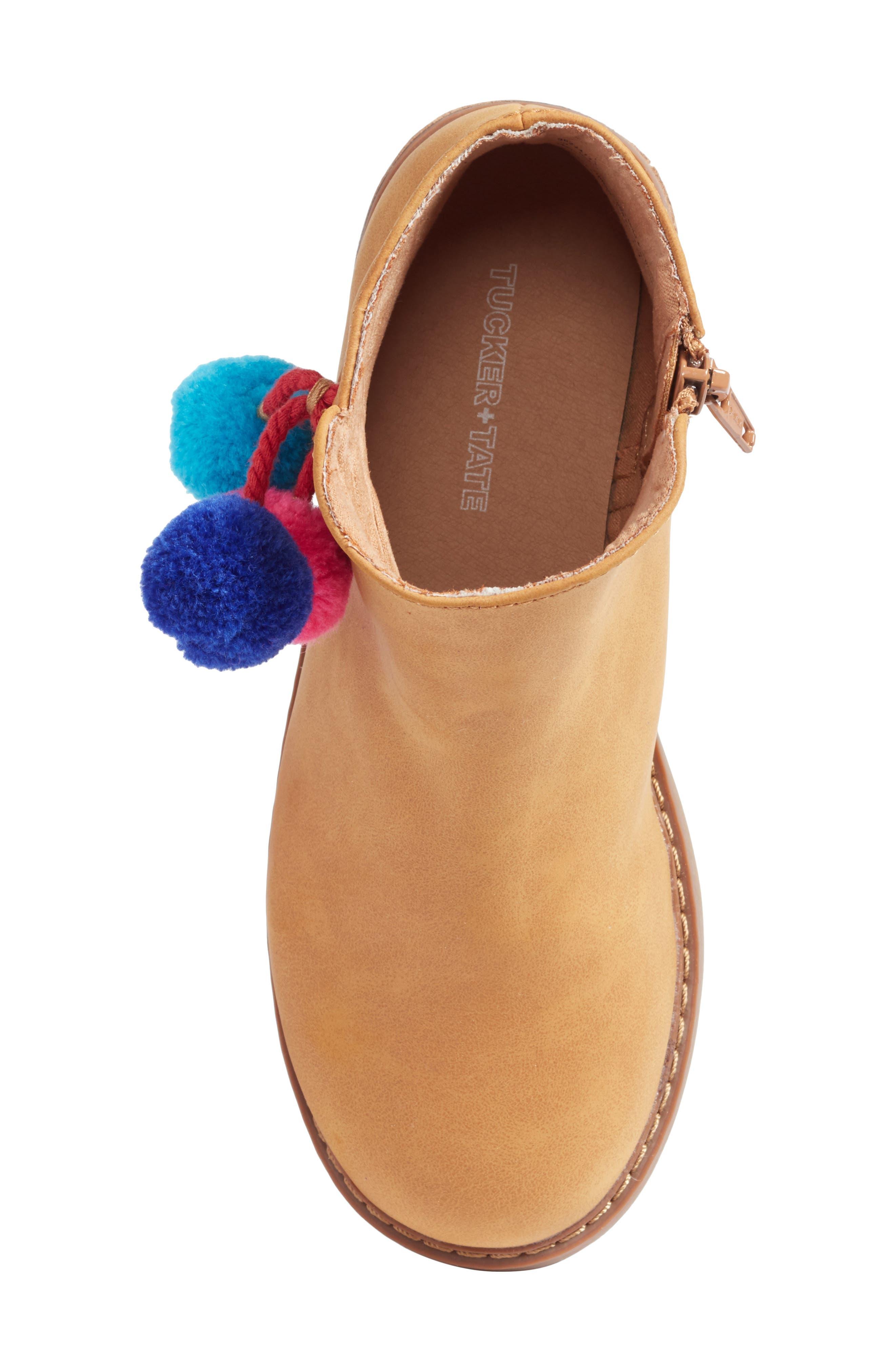 Alternate Image 5  - Tucker + Tate Pom Boot (Walker & Toddler)
