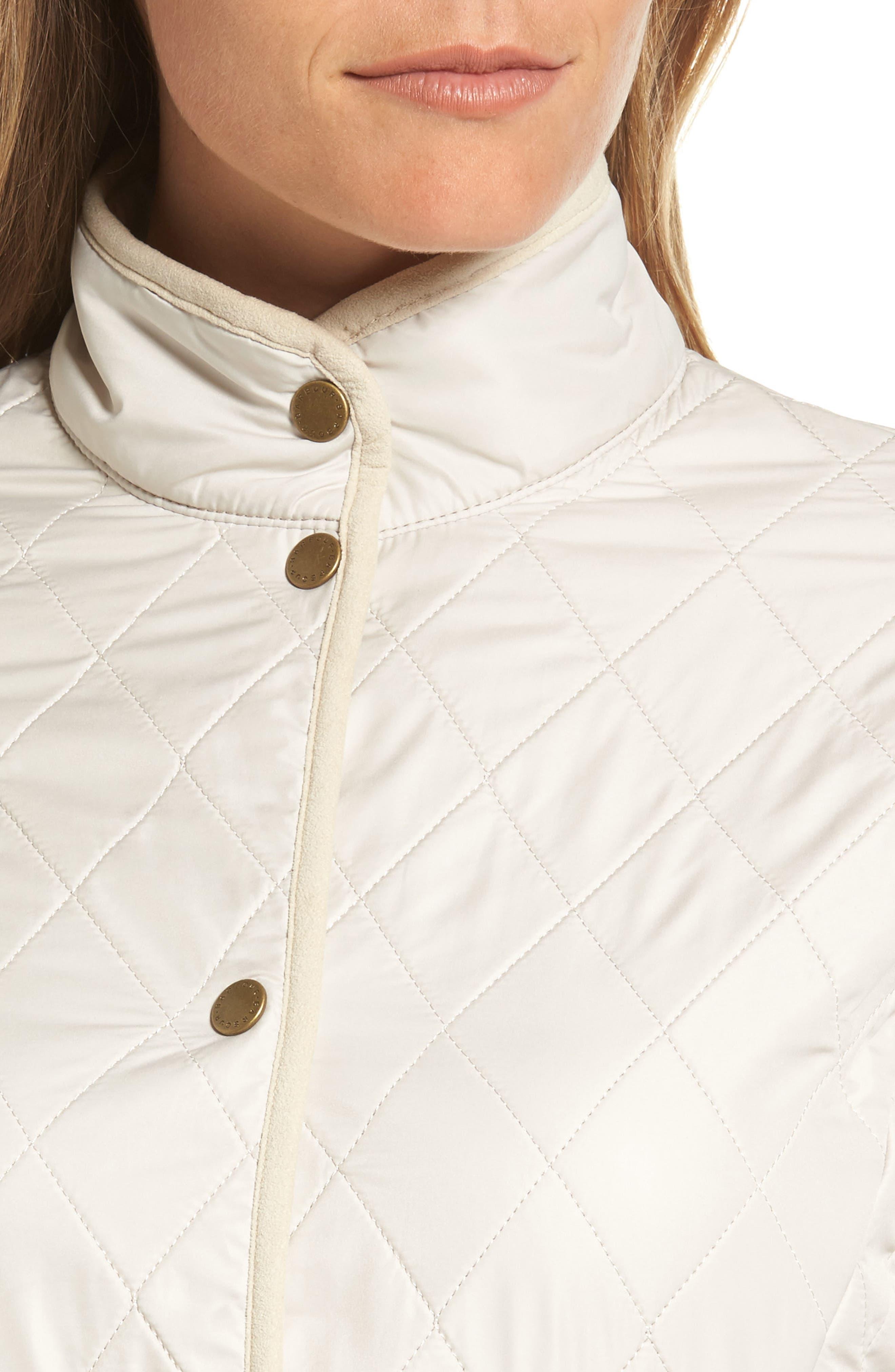 Alternate Image 4  - Barbour Combe Polarquilt Jacket
