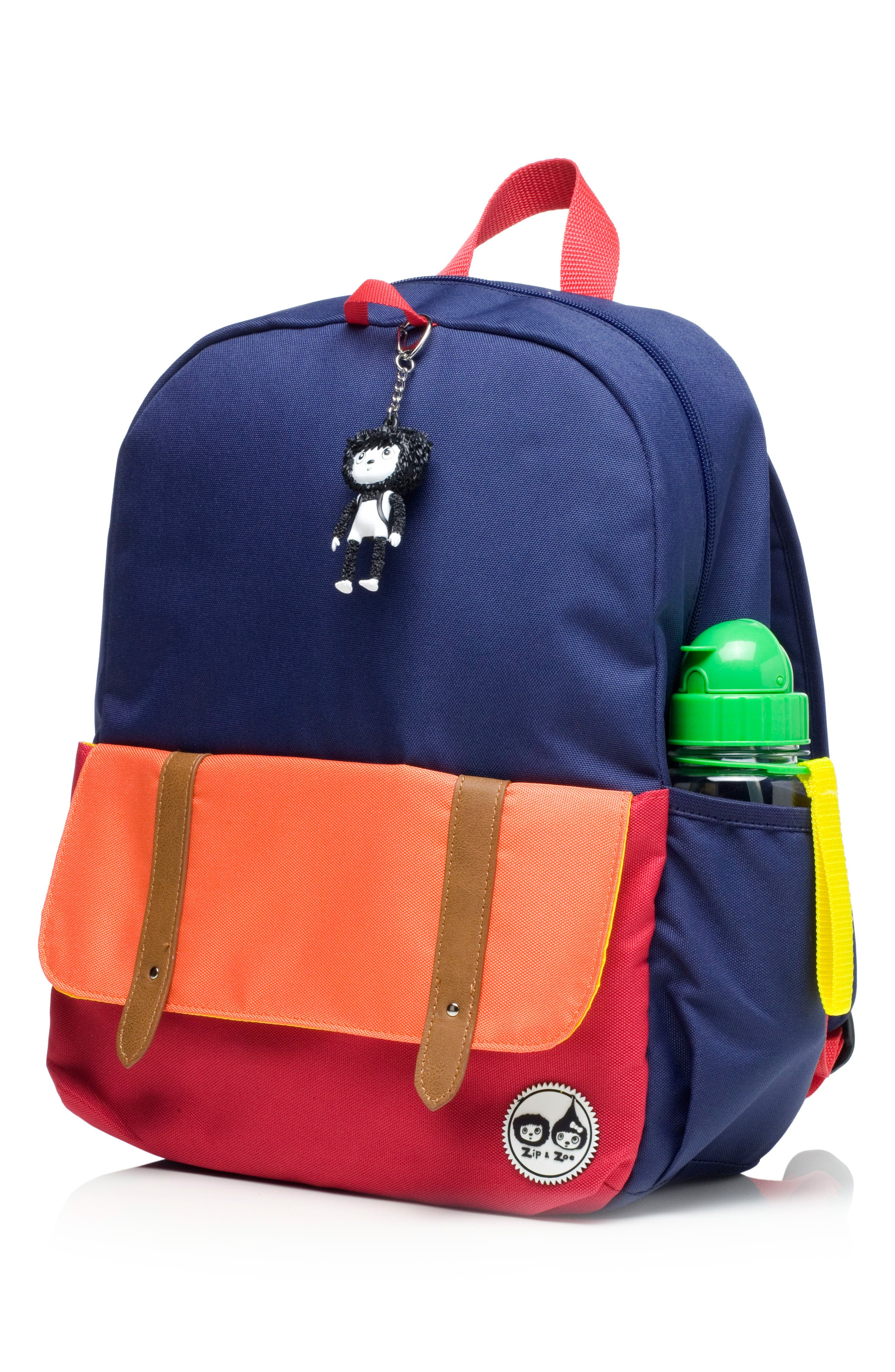 Alternate Image 4  - Babymel Zip & Zoe Junior Backpack Set