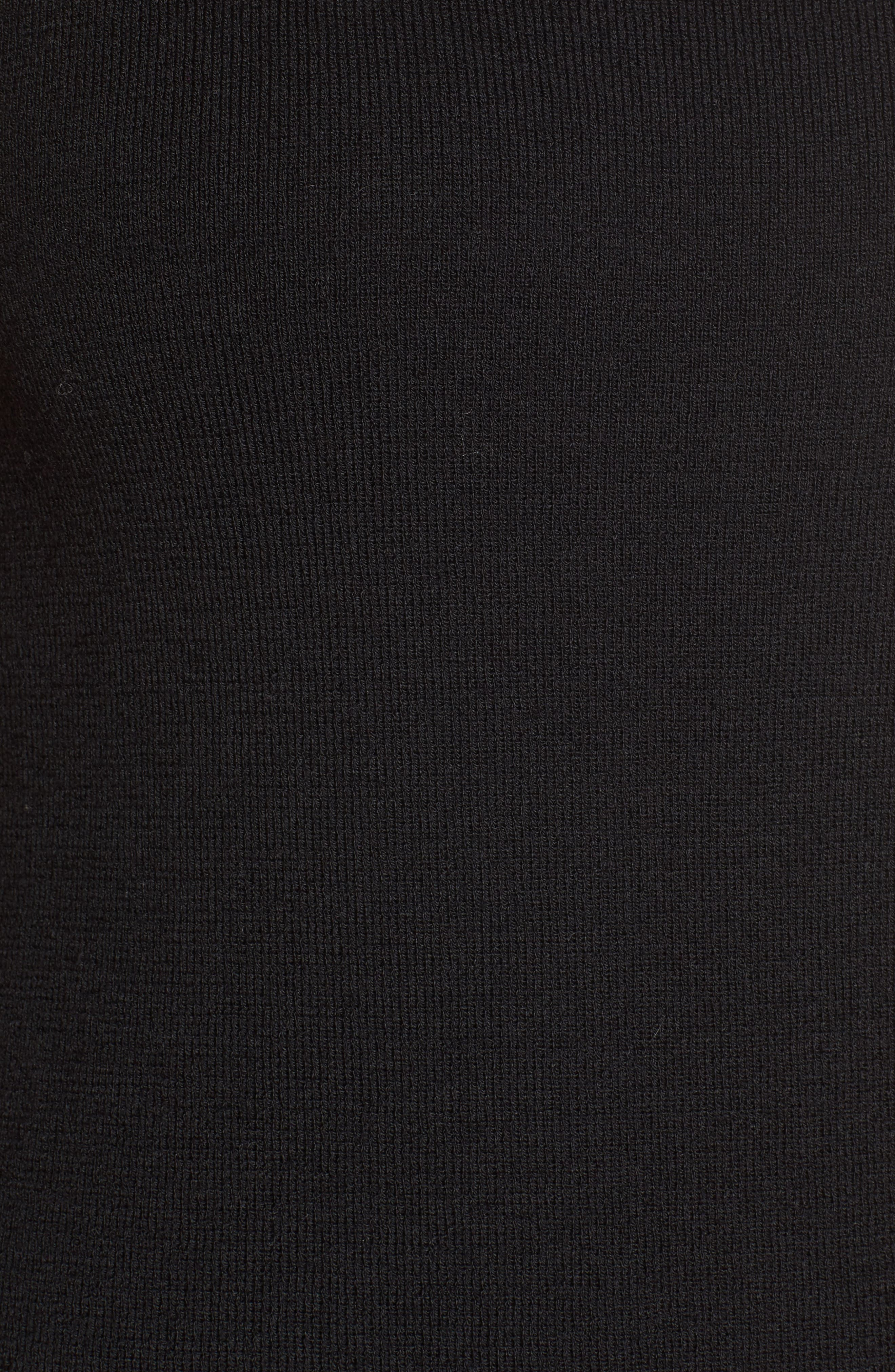 Alternate Image 5  - Eileen Fisher Wool Knit Tunic (Regular & Petite)