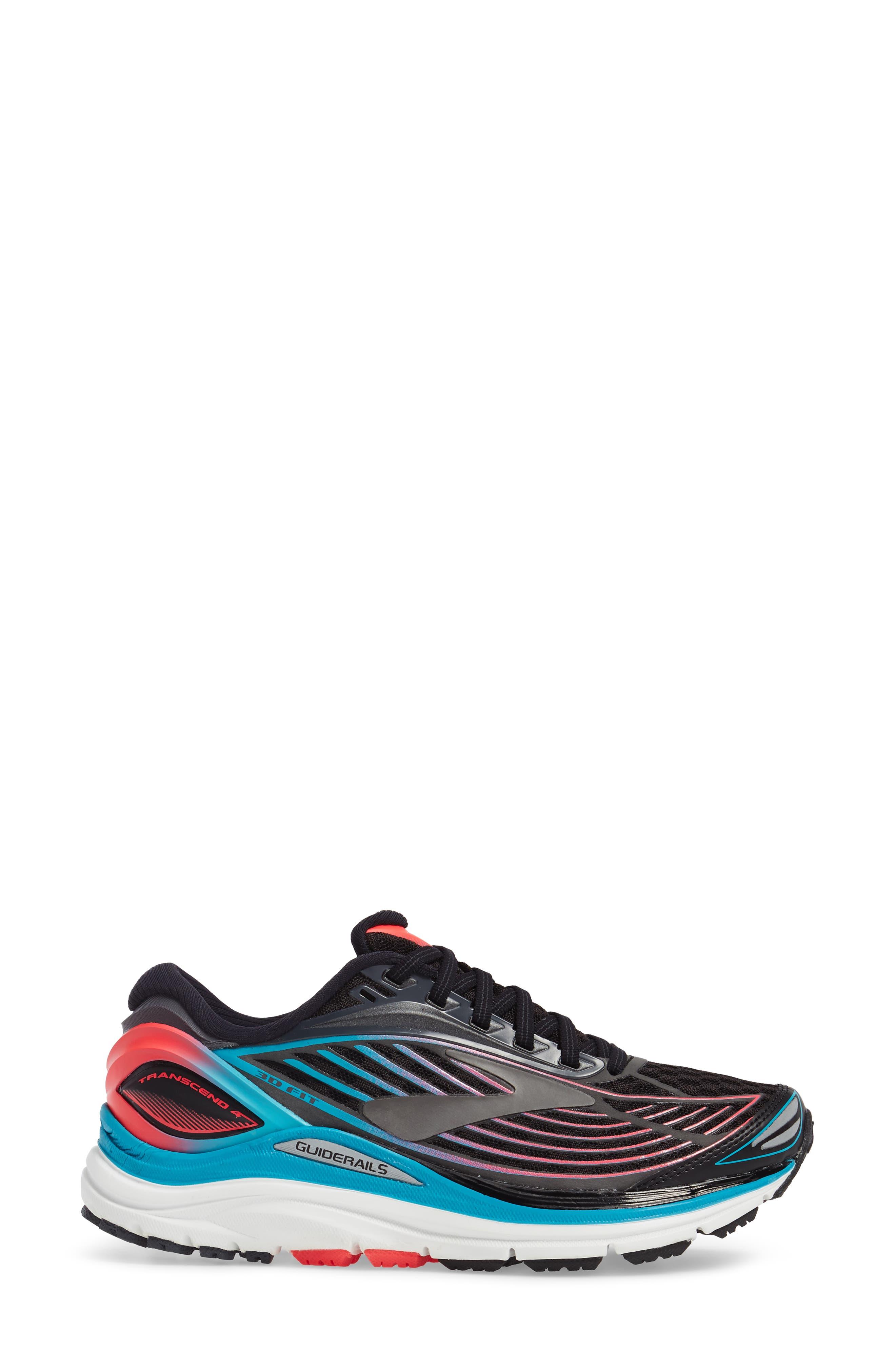 Alternate Image 3  - Brooks Transcend 4 Running Shoe (Women)