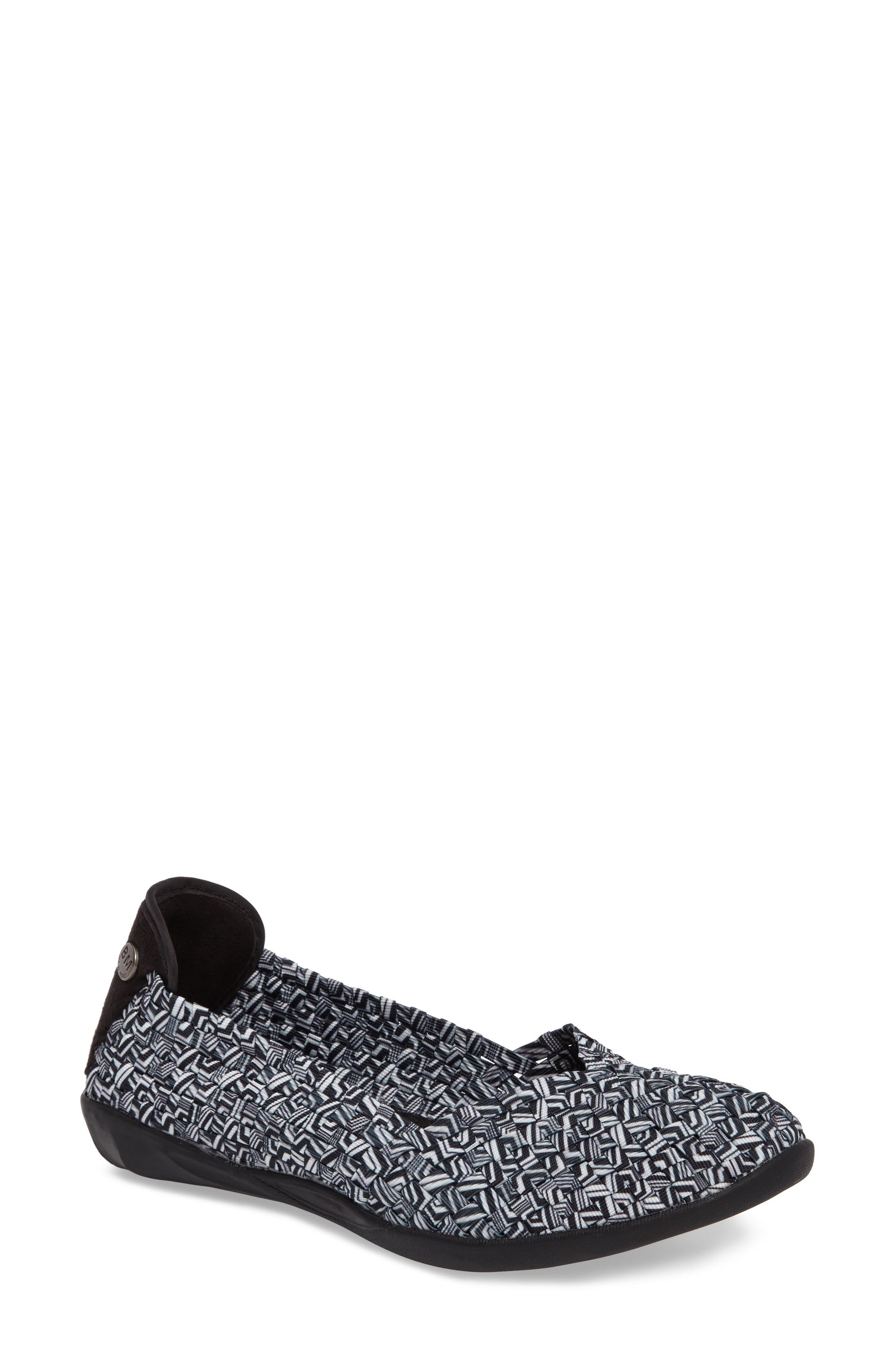 Alternate Image 1 Selected - bernie mev. Catwalk Sneaker (Women)