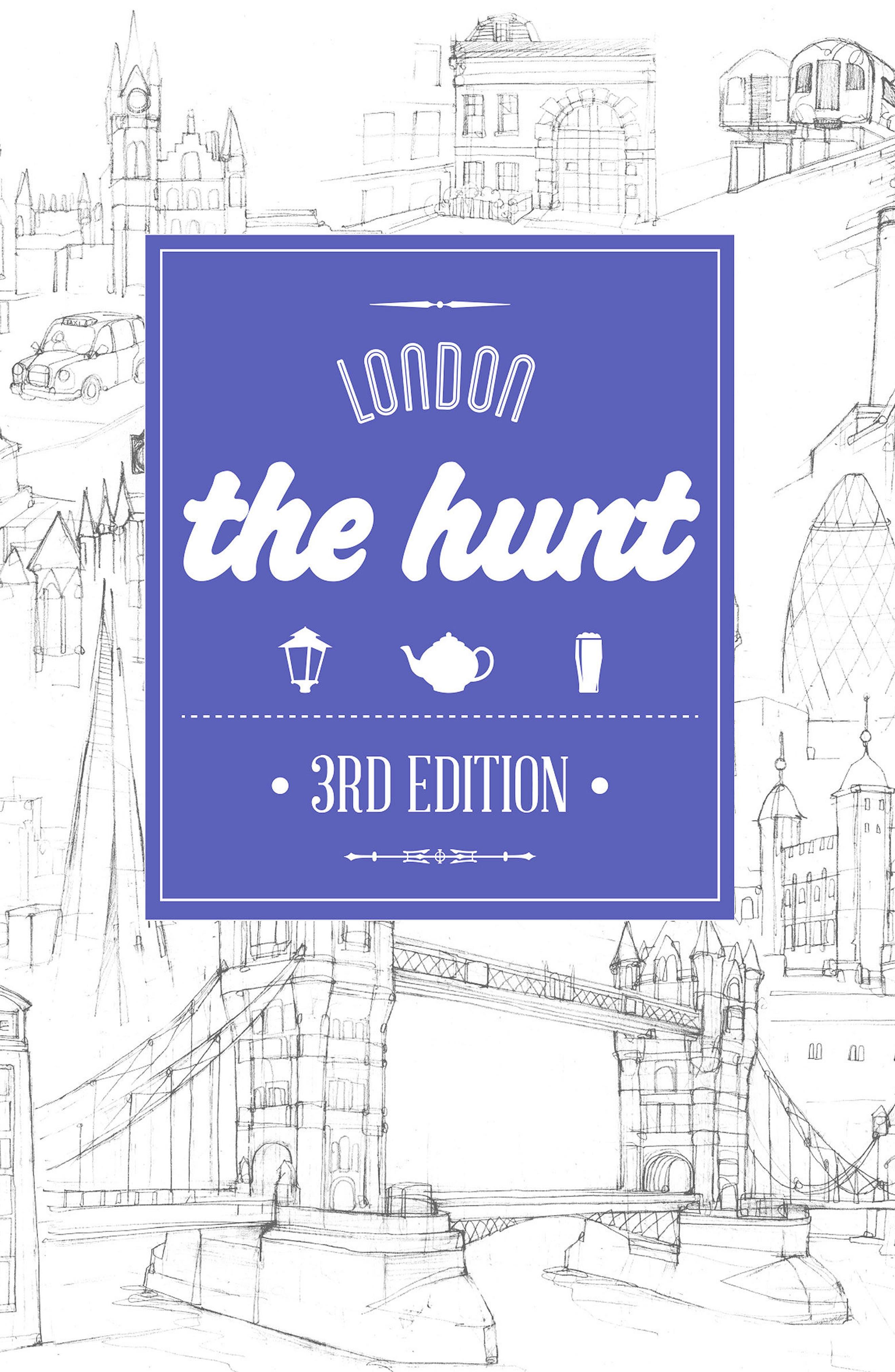 The Hunt City Guide Book,                             Main thumbnail 1, color,                             London