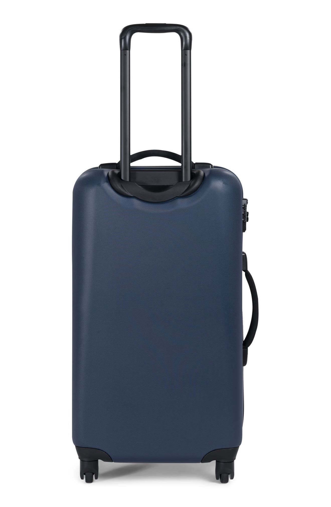Trade Medium Wheeled Packing Case,                             Alternate thumbnail 4, color,                             Navy