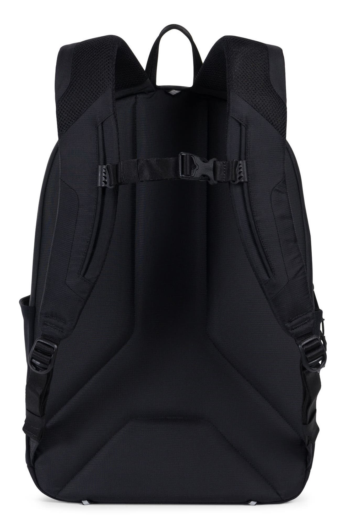 Rundle Trail Backpack,                             Alternate thumbnail 2, color,                             Black