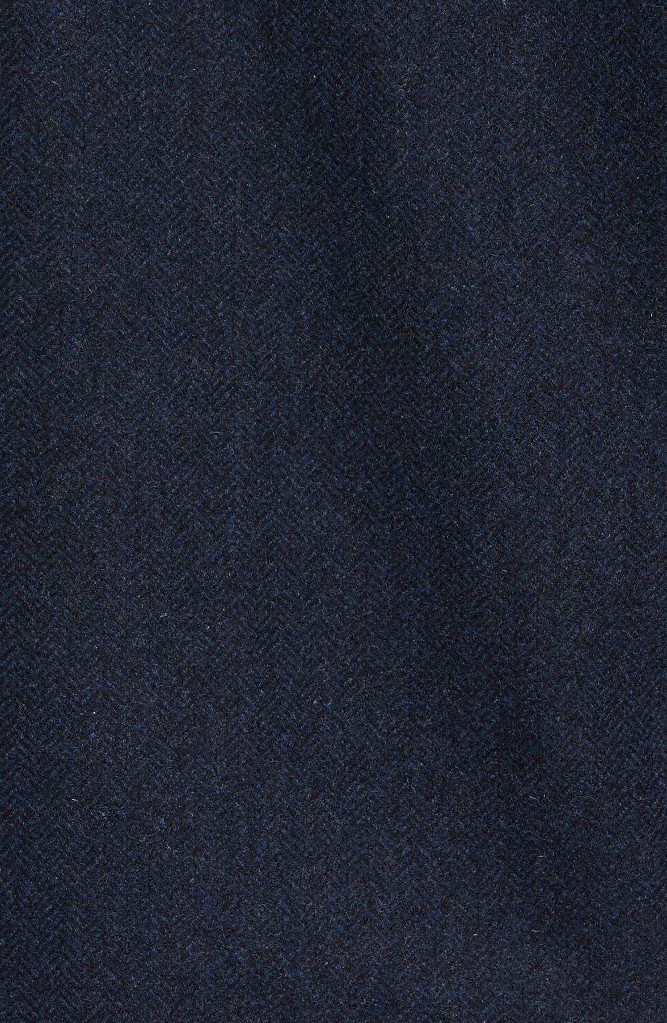 Alternate Image 5  - Jeremiah Creek Herringbone Wool Shirt Jacket