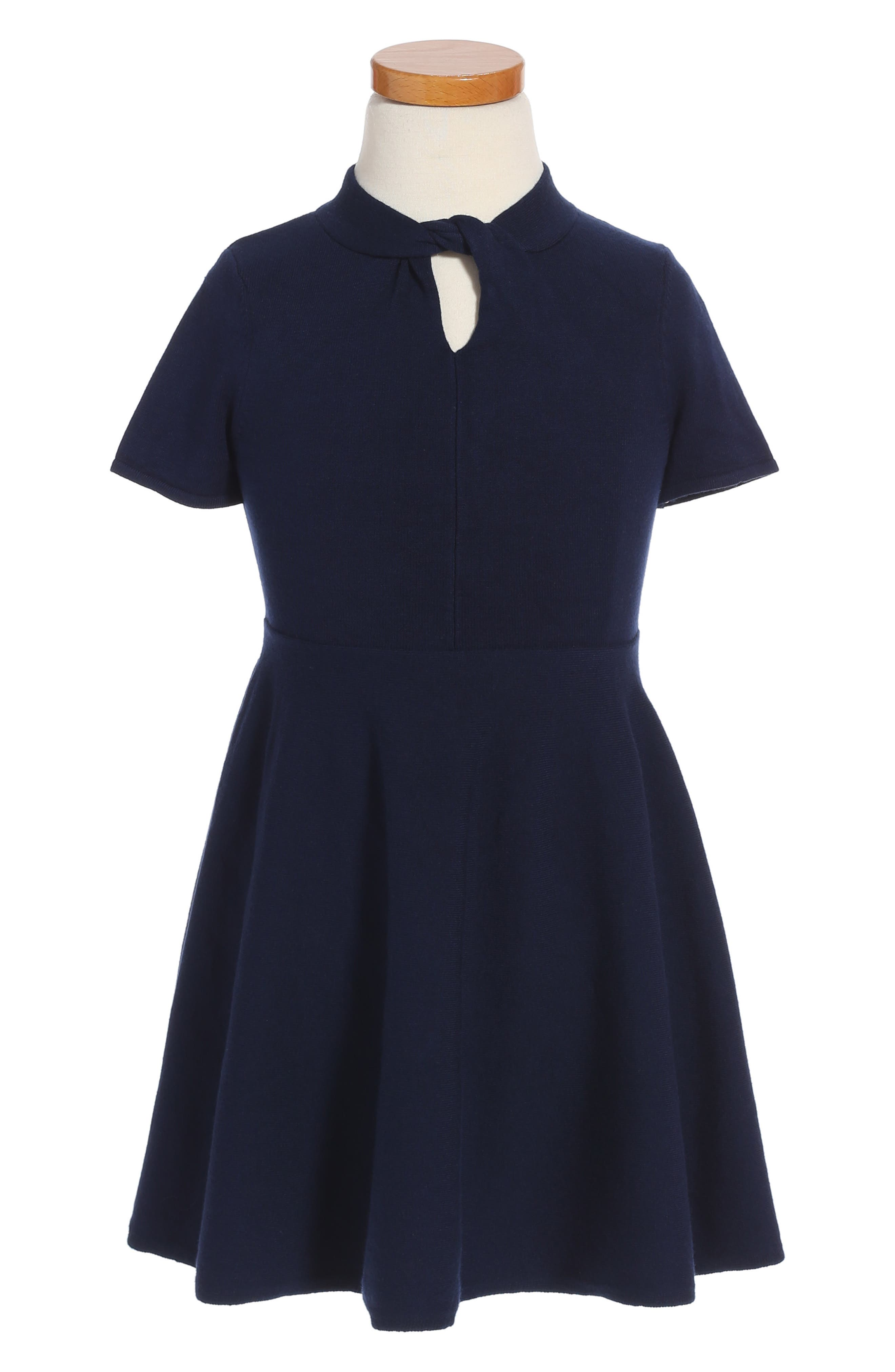 Milly Minis Flare Dress (Toddler Girls, Little Girls & Big Girls)