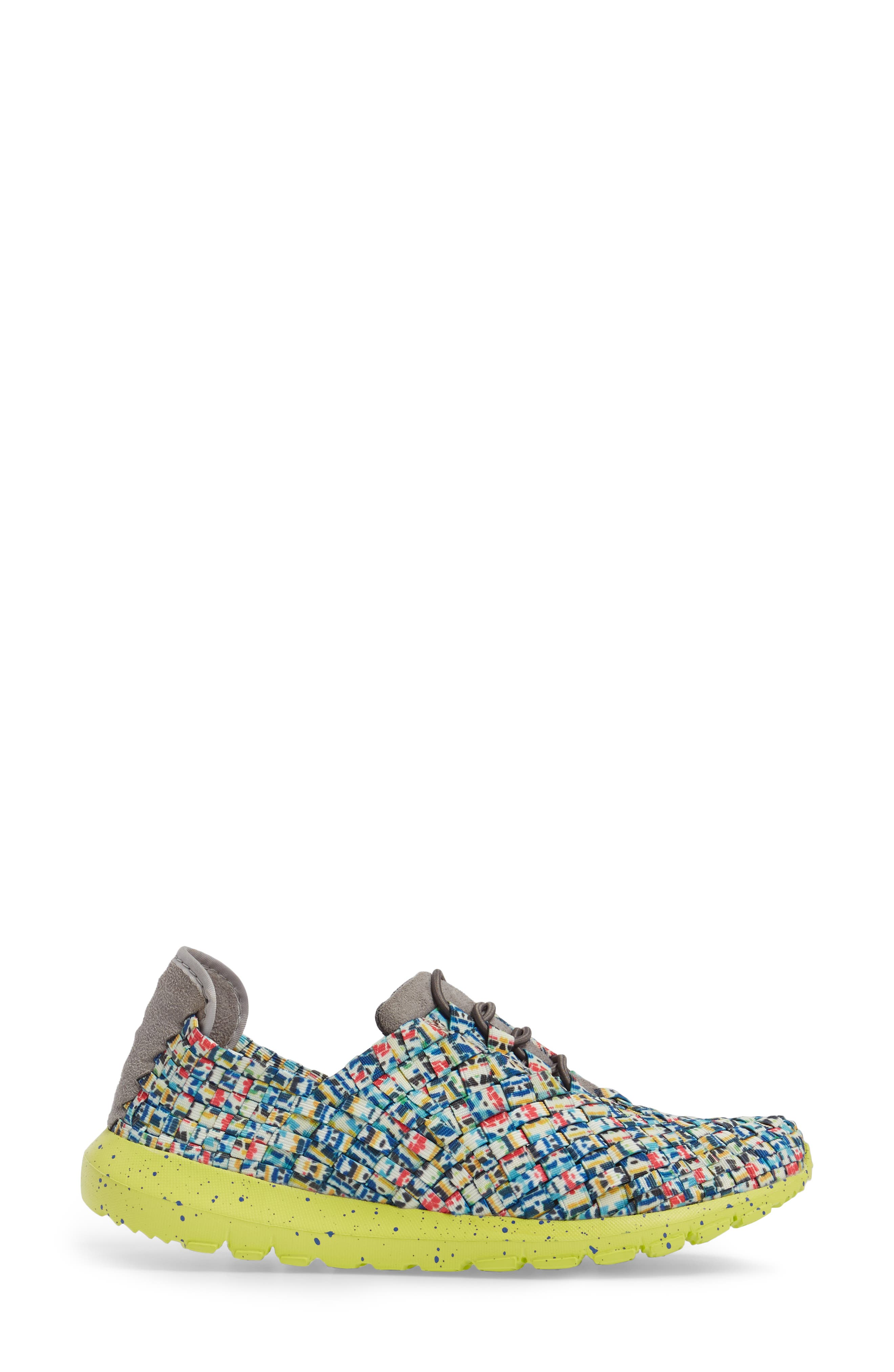 Runners Victoria Sneaker,                             Alternate thumbnail 3, color,                             Pixel Fabric