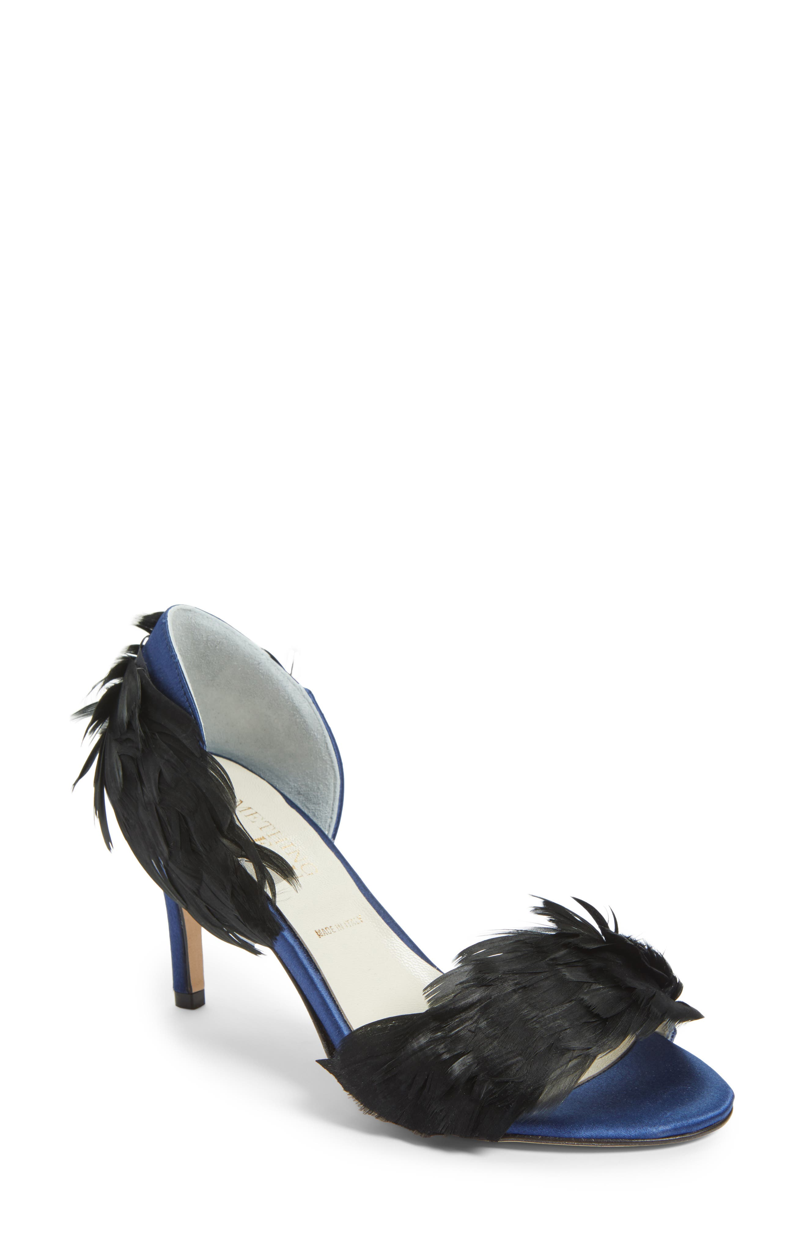 Something Bleu Gigi d'Orsay Sandal (Women)
