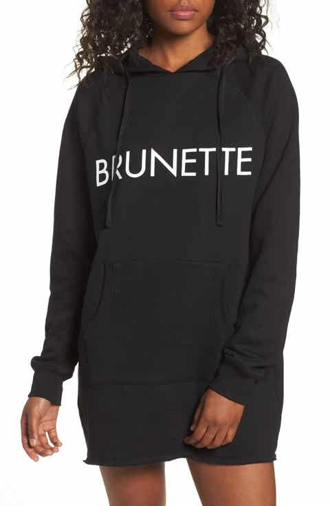 BRUNETTE the Label Brunette Long Hoodie