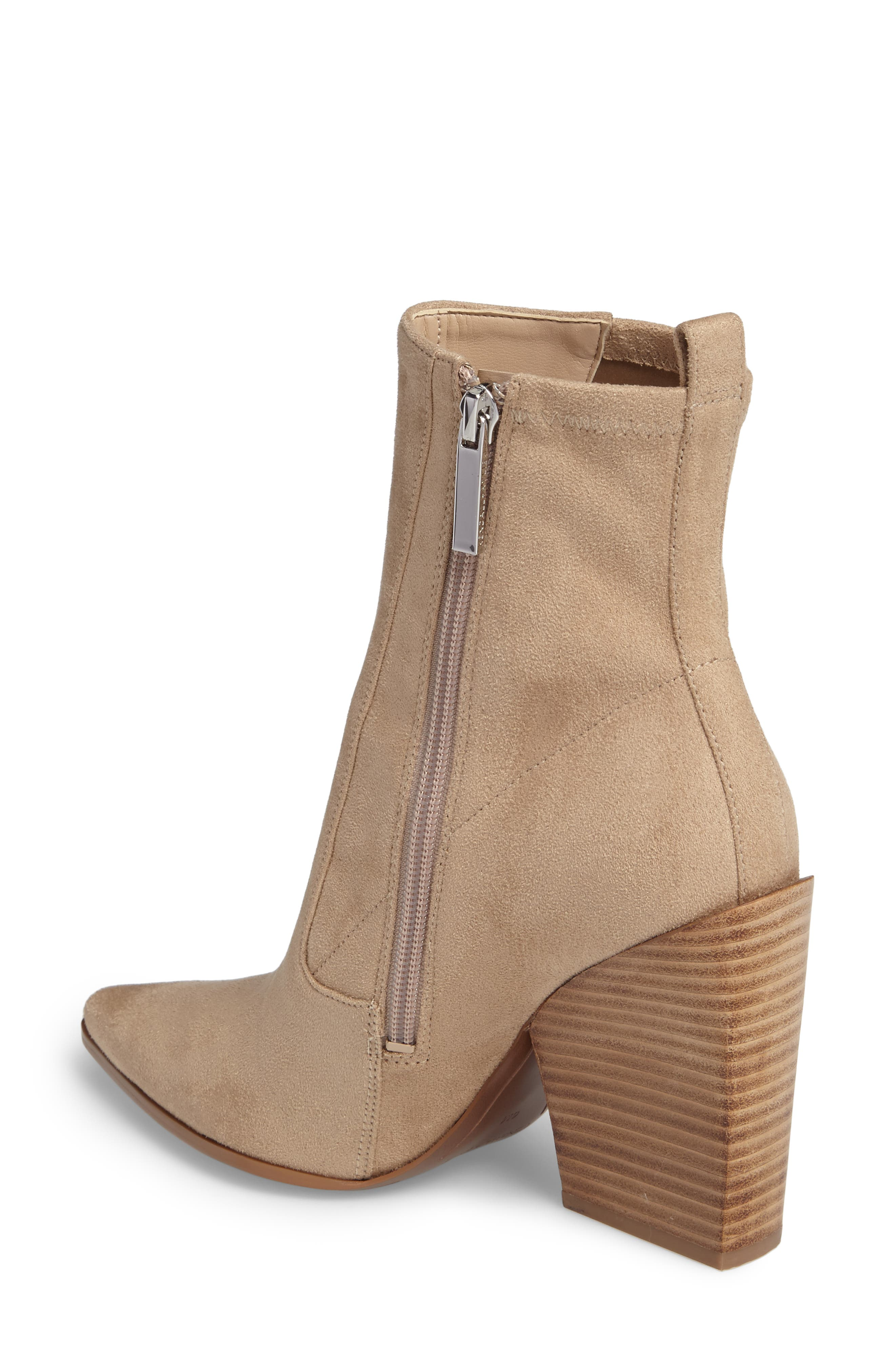 Alternate Image 2  - KENDALL + KYLIE Fallyn Pointed Toe Bootie (Women)